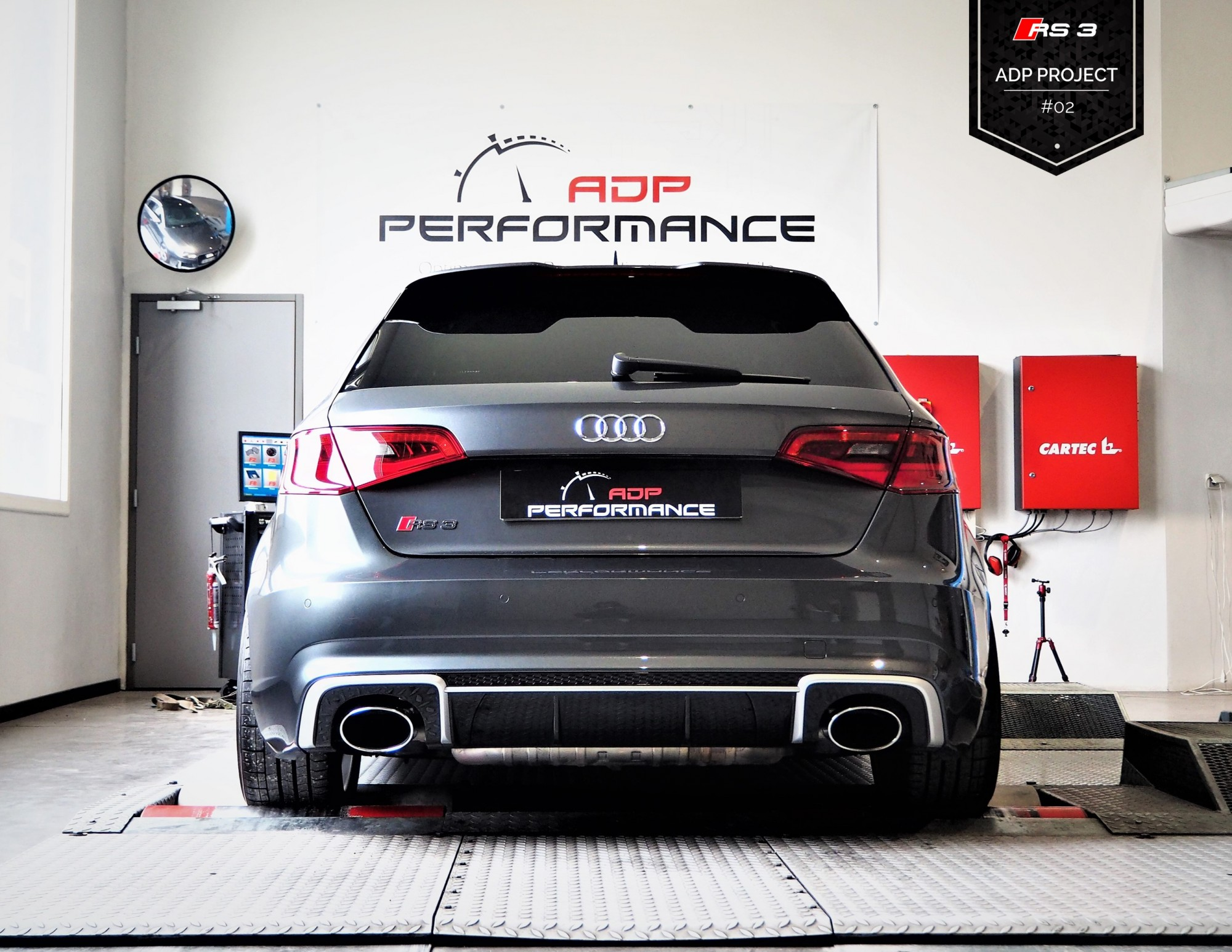 audi rs3 adp project 02 le stage 1 actualites