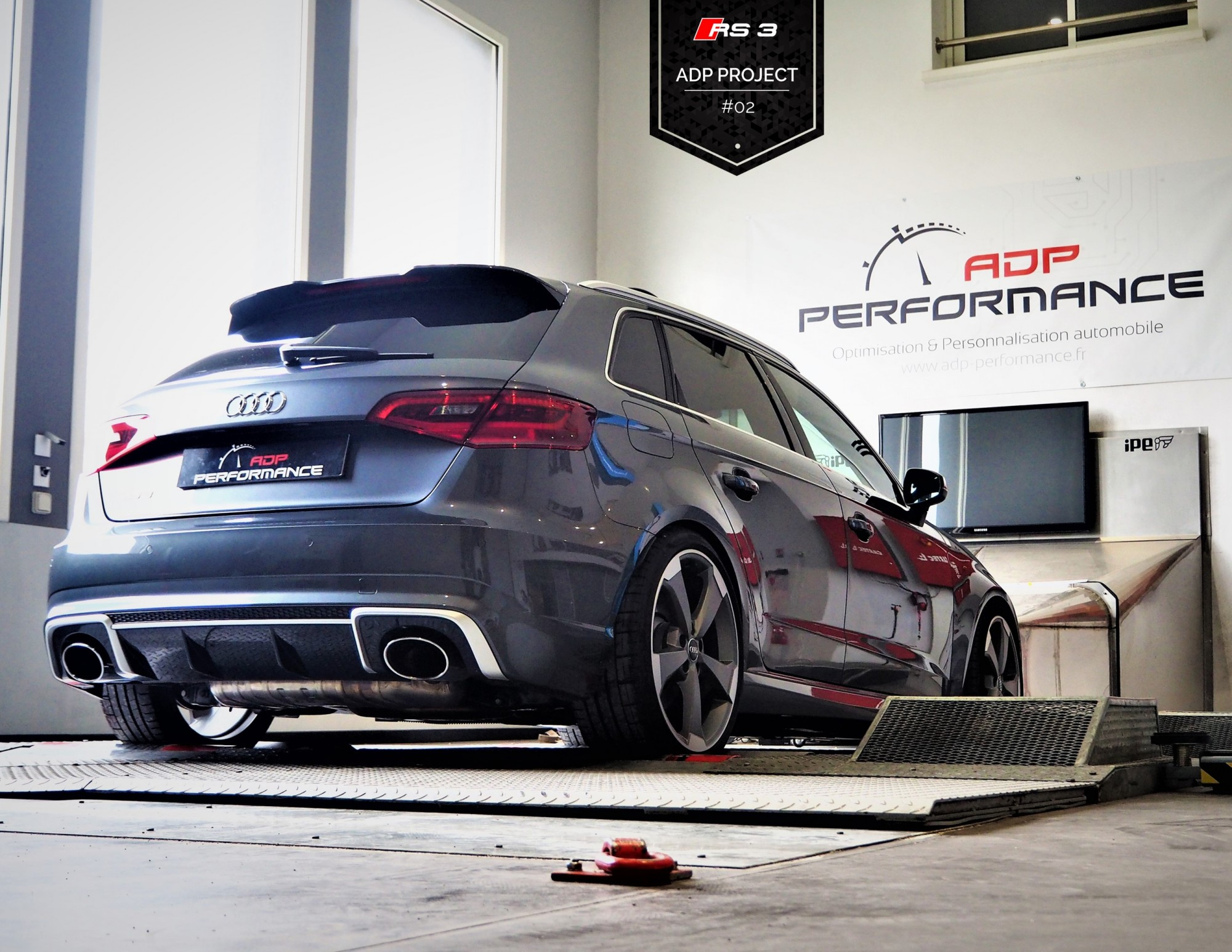 audi rs3 adp project 02 le stage 1 actualites reprogrammation auto sur marseille et. Black Bedroom Furniture Sets. Home Design Ideas