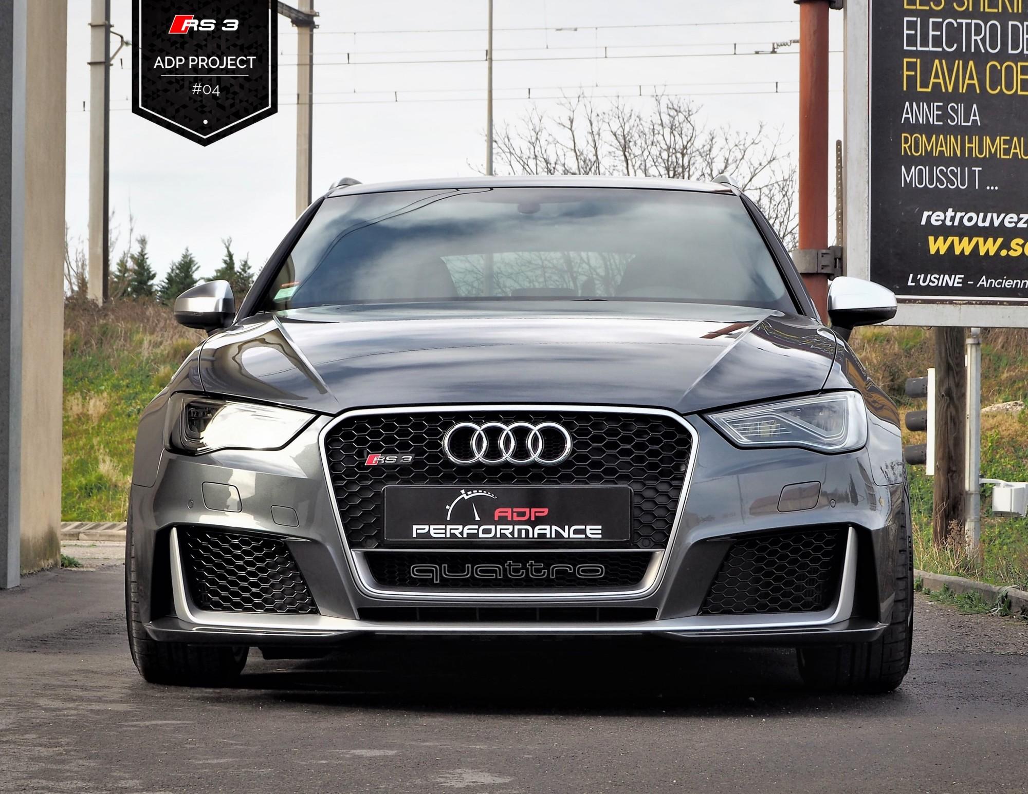 Elargisseurs de voie Eibach Avignon - Audi RS3 8V ADP Performance