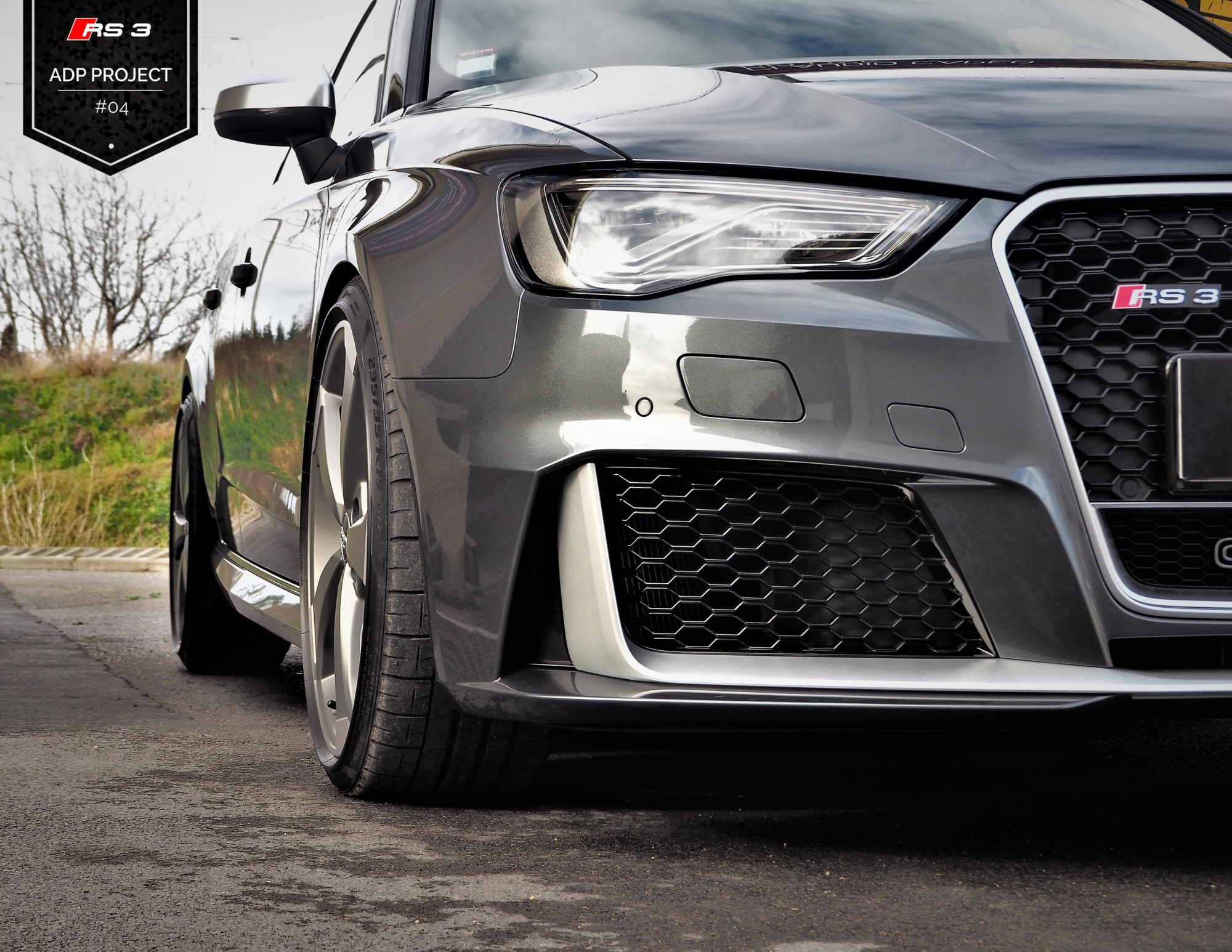 Audi rs3 adp project 04 ressorts courts for Audi salon de provence