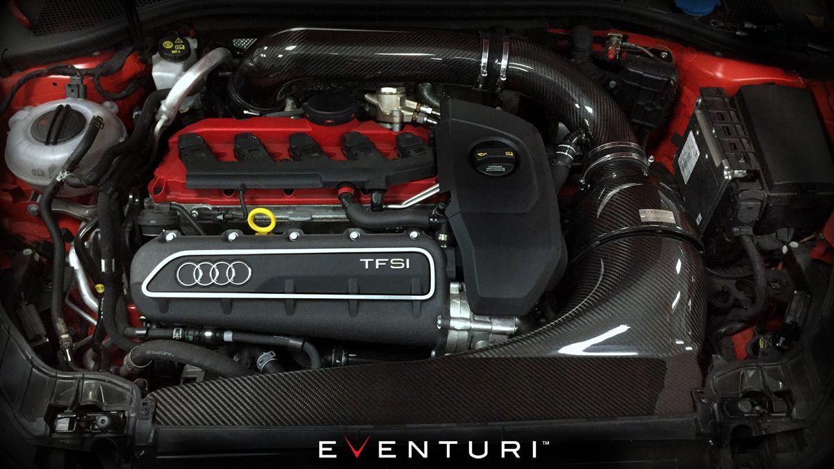 Admission Carbone EVENTURI Audi RS3 8V Salon de Provence - ADP Performance