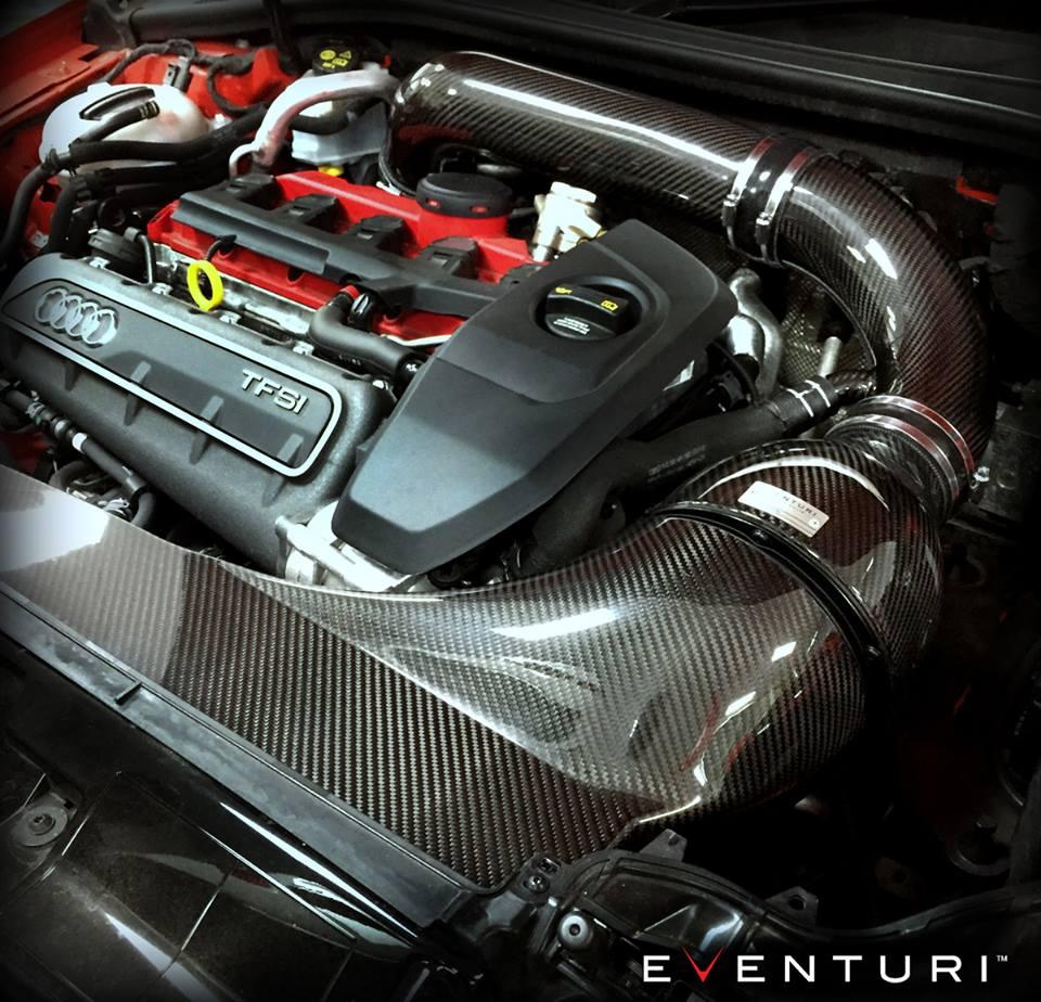 Admission Carbone EVENTURI Audi RS3 8V Nimes - ADP Performance