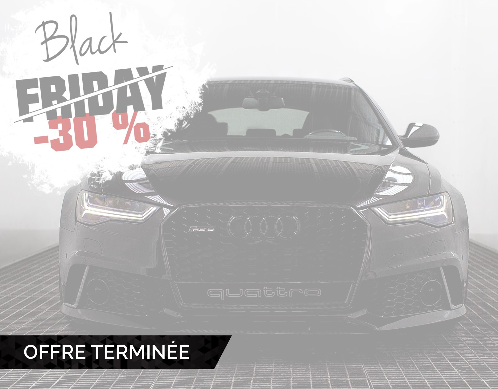 BLACK Friday ADP Performance remise exceptionnelle promotions -30% reprogrammation moteur stage 1