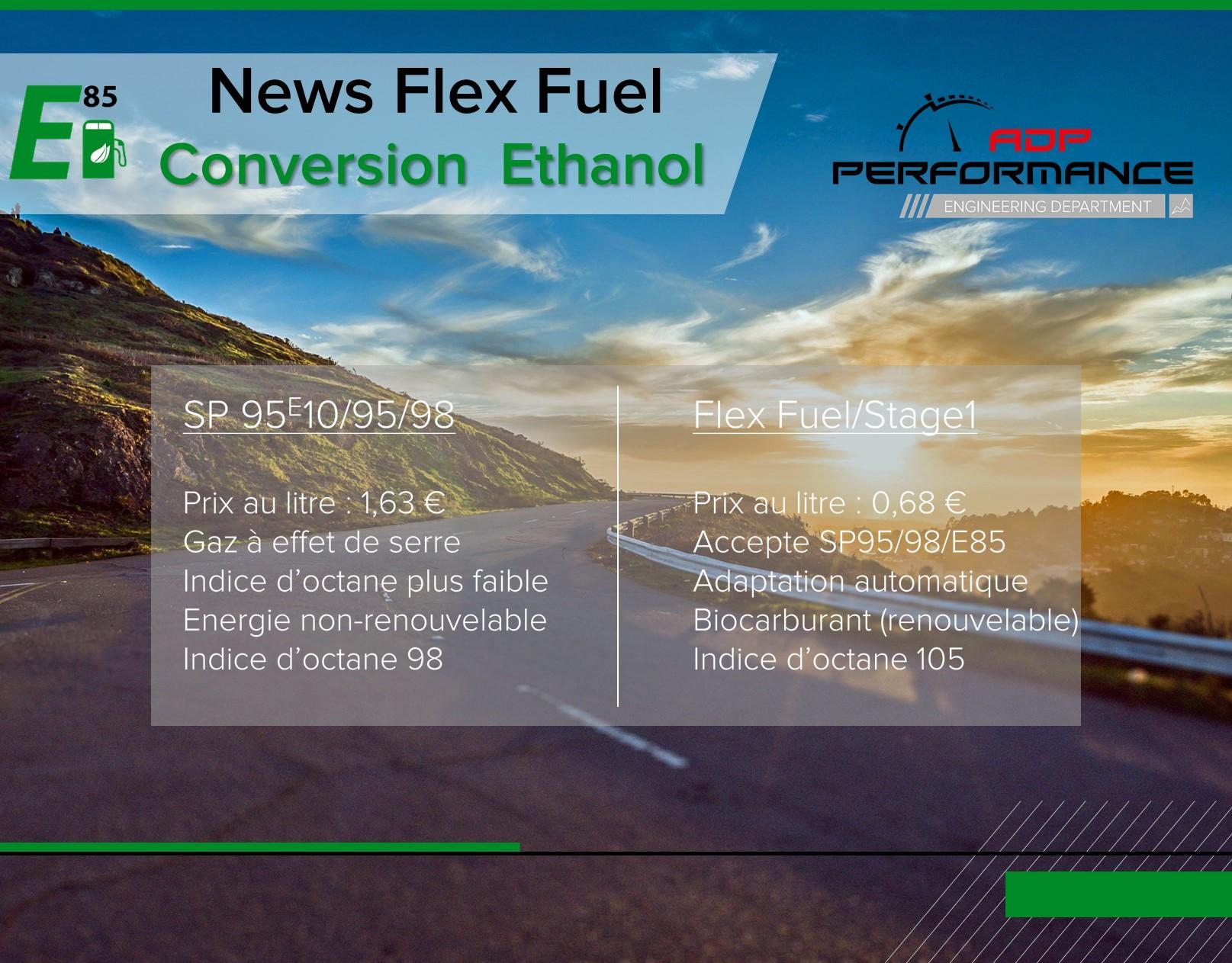 conversion e85 flex fuel adp salon de provence actualites reprogrammation auto sur. Black Bedroom Furniture Sets. Home Design Ideas