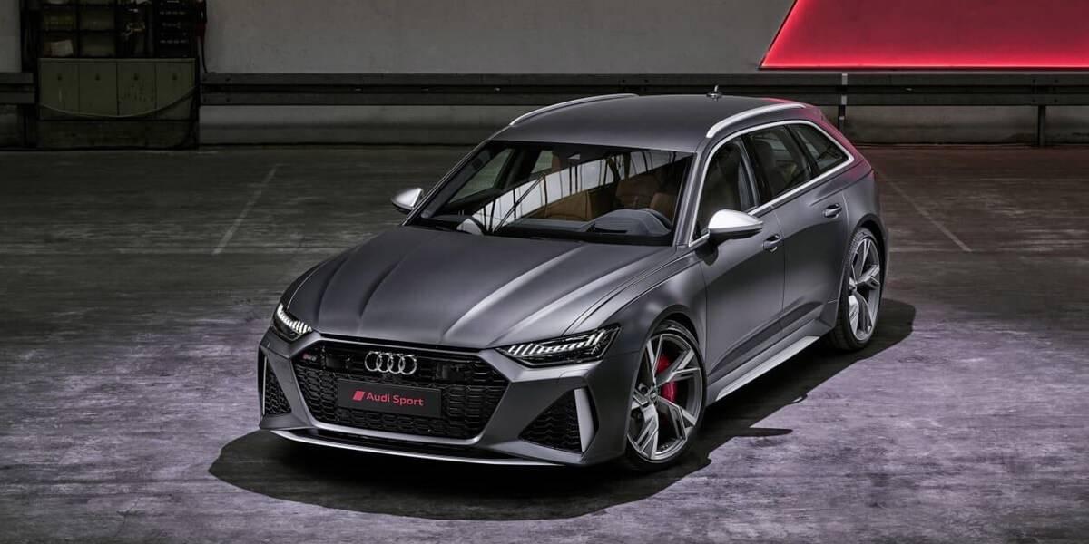Audi RS6 C8 Akrapovic Titanium exhaust GPF 2020 | ADP ...