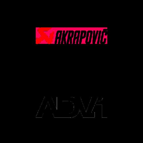 Echappements Akrapovic - Jantes ADV1