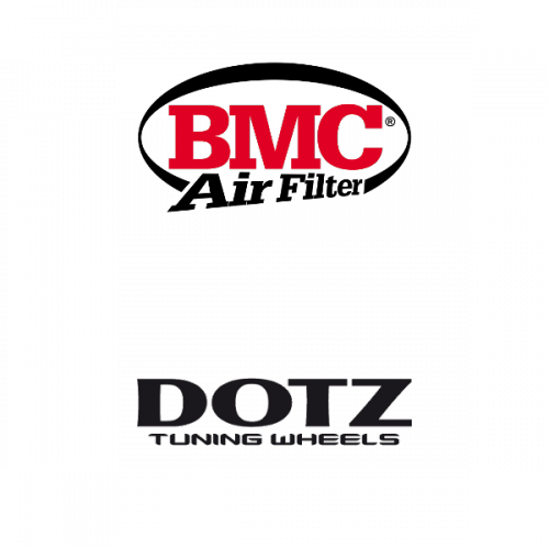 Filtres à air BMC - Jantes Dotz