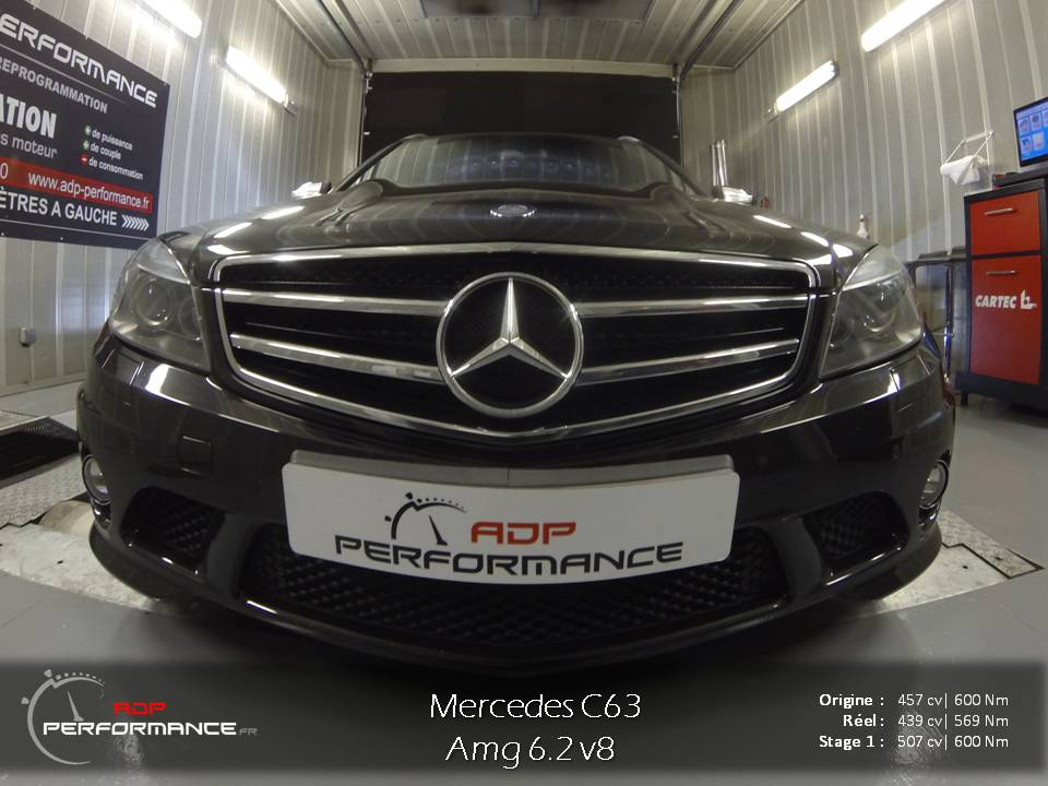 reprogrammation moteur c63 amg realisations reprogrammation auto sur marseille et salon adp. Black Bedroom Furniture Sets. Home Design Ideas