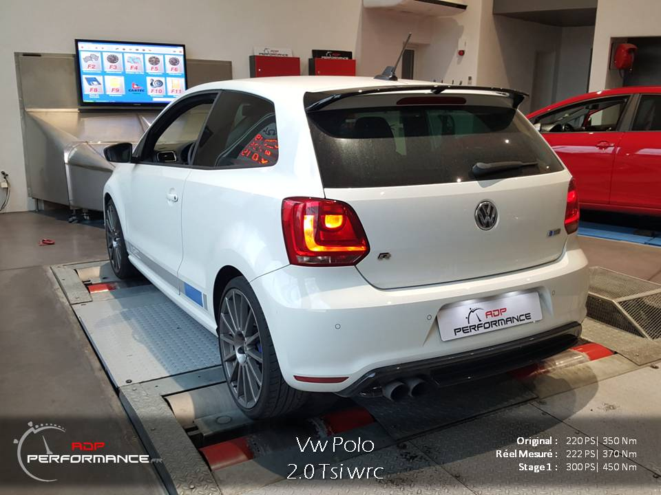 Stage 1 polo wrc adp performance