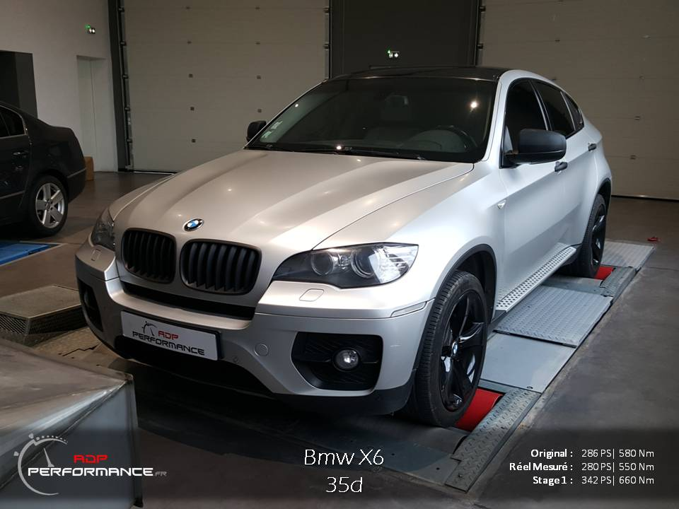 optimisation personnalisation bmw x6 35d realisations. Black Bedroom Furniture Sets. Home Design Ideas