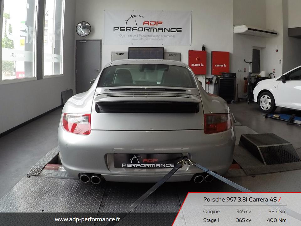 Reprogrammation moteur porsche 997 carrera 4s marseille - Salon auto marseille ...