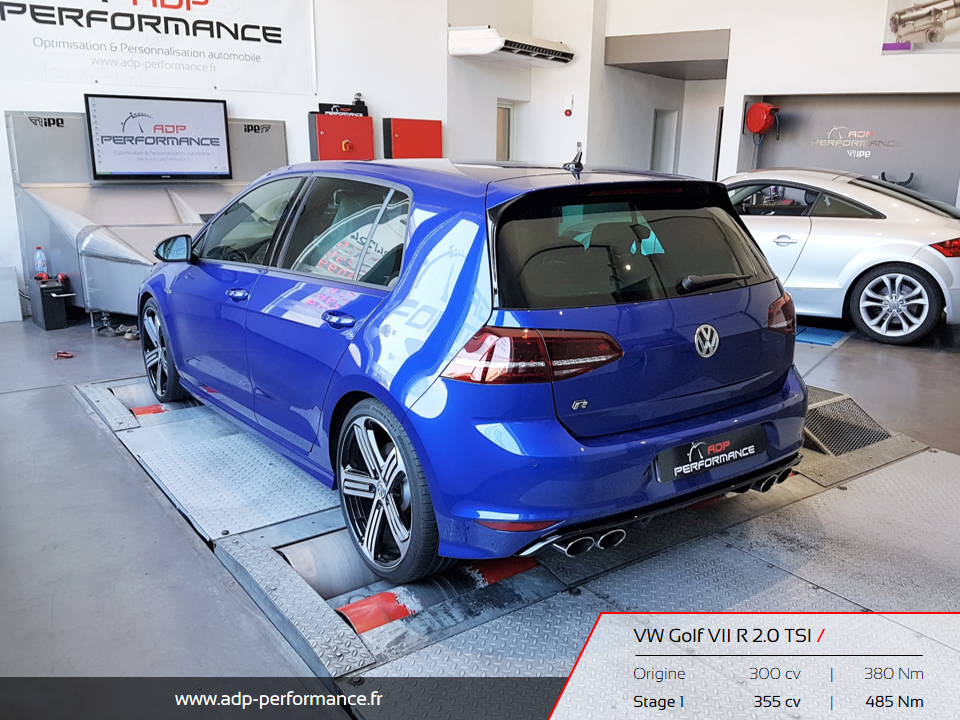 reprogrammation moteur vw golf vii r 2 0 tsi manosque realisations reprogrammation auto sur. Black Bedroom Furniture Sets. Home Design Ideas