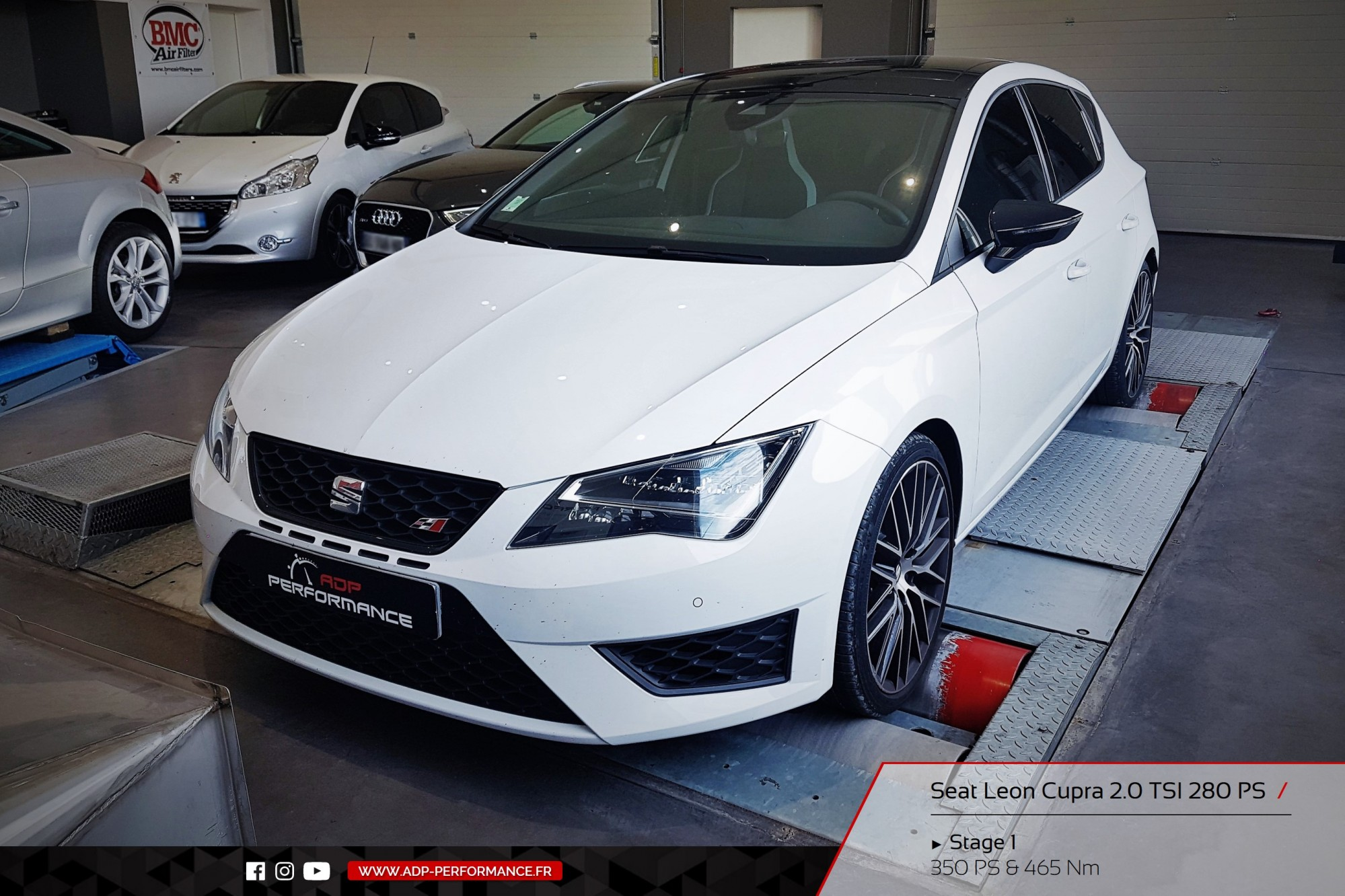 pr paration seat leon cupra 2 0 tsi montpellier realisations reprogrammation auto sur. Black Bedroom Furniture Sets. Home Design Ideas
