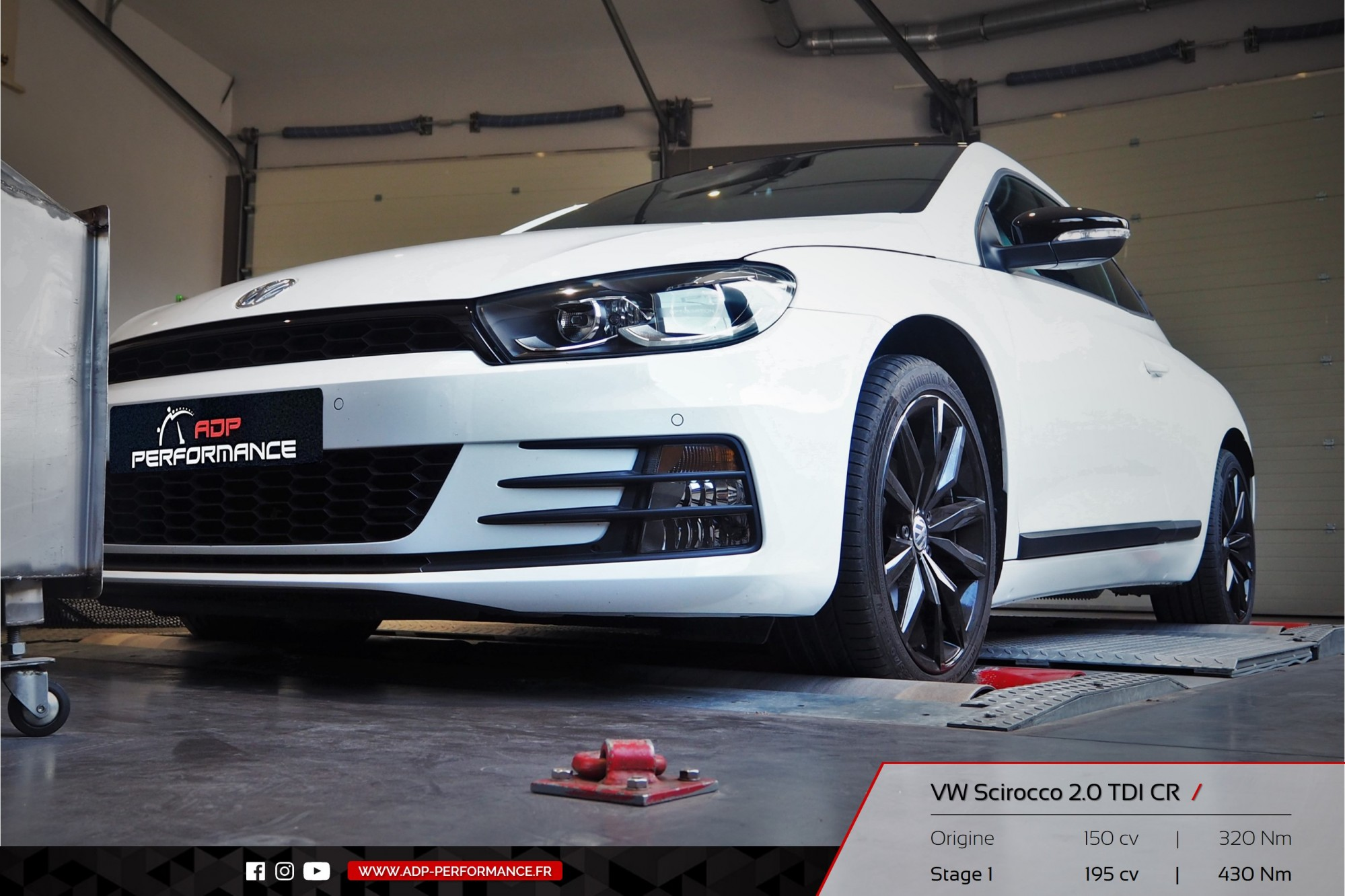 reprogrammation moteur vw scirocco 2 0 tdi cr montpellier realisations reprogrammation auto. Black Bedroom Furniture Sets. Home Design Ideas