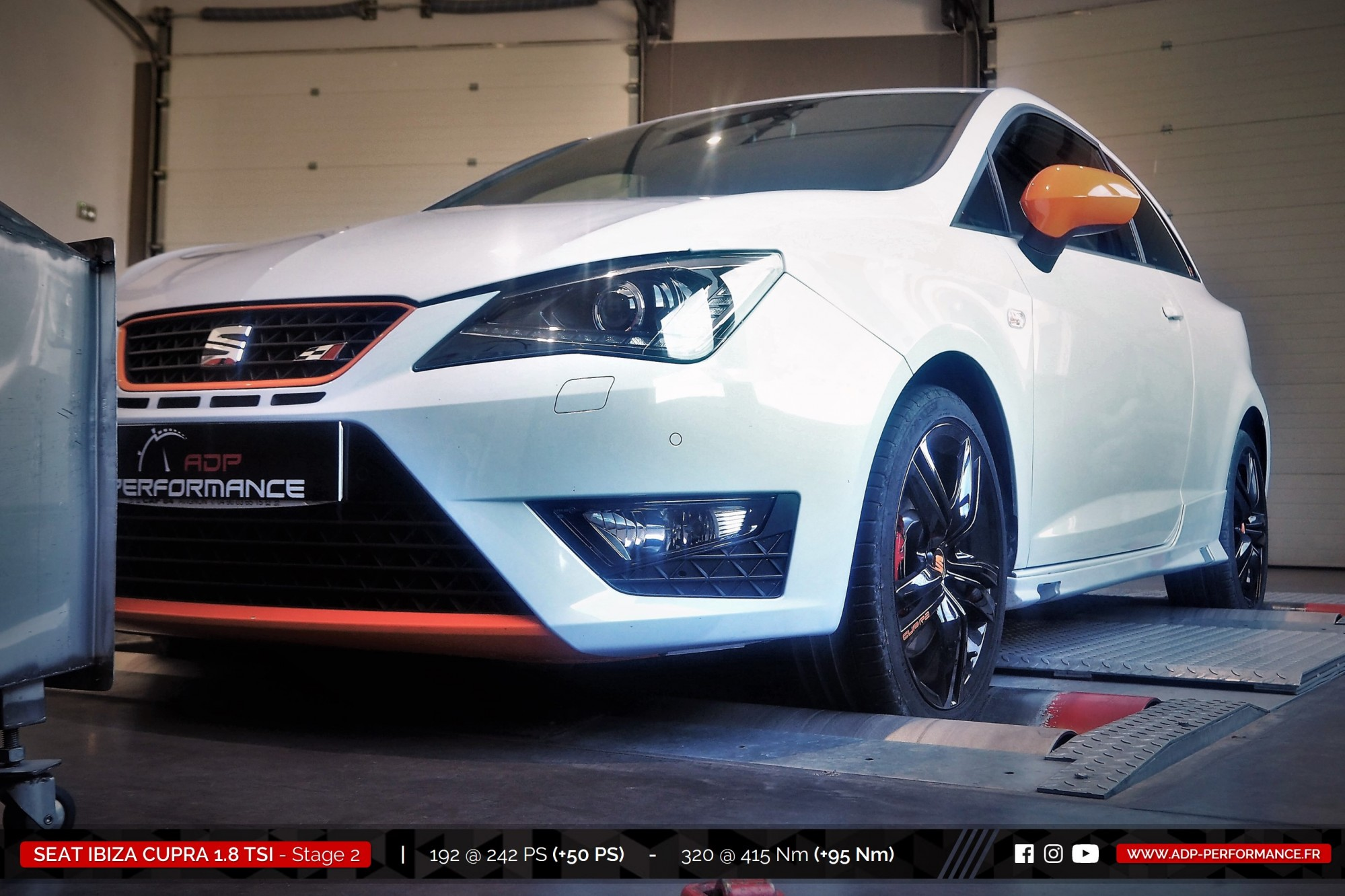 pr paration stage 2 seat ibiza cupra 1 8 tsi marseille. Black Bedroom Furniture Sets. Home Design Ideas