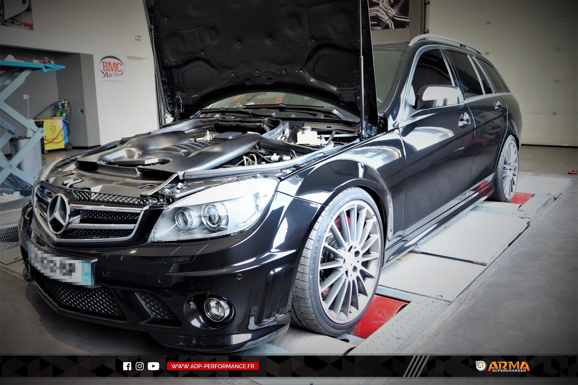 Admission arma speed mercedes c63 amg marseille realisations reprogrammation auto sur - Dafy speed salon de provence ...
