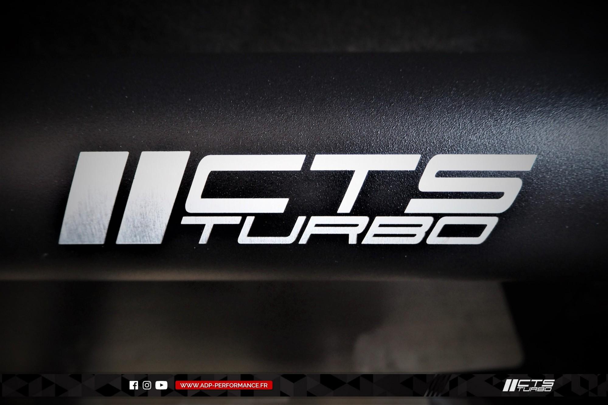 Admission CTS Turbo