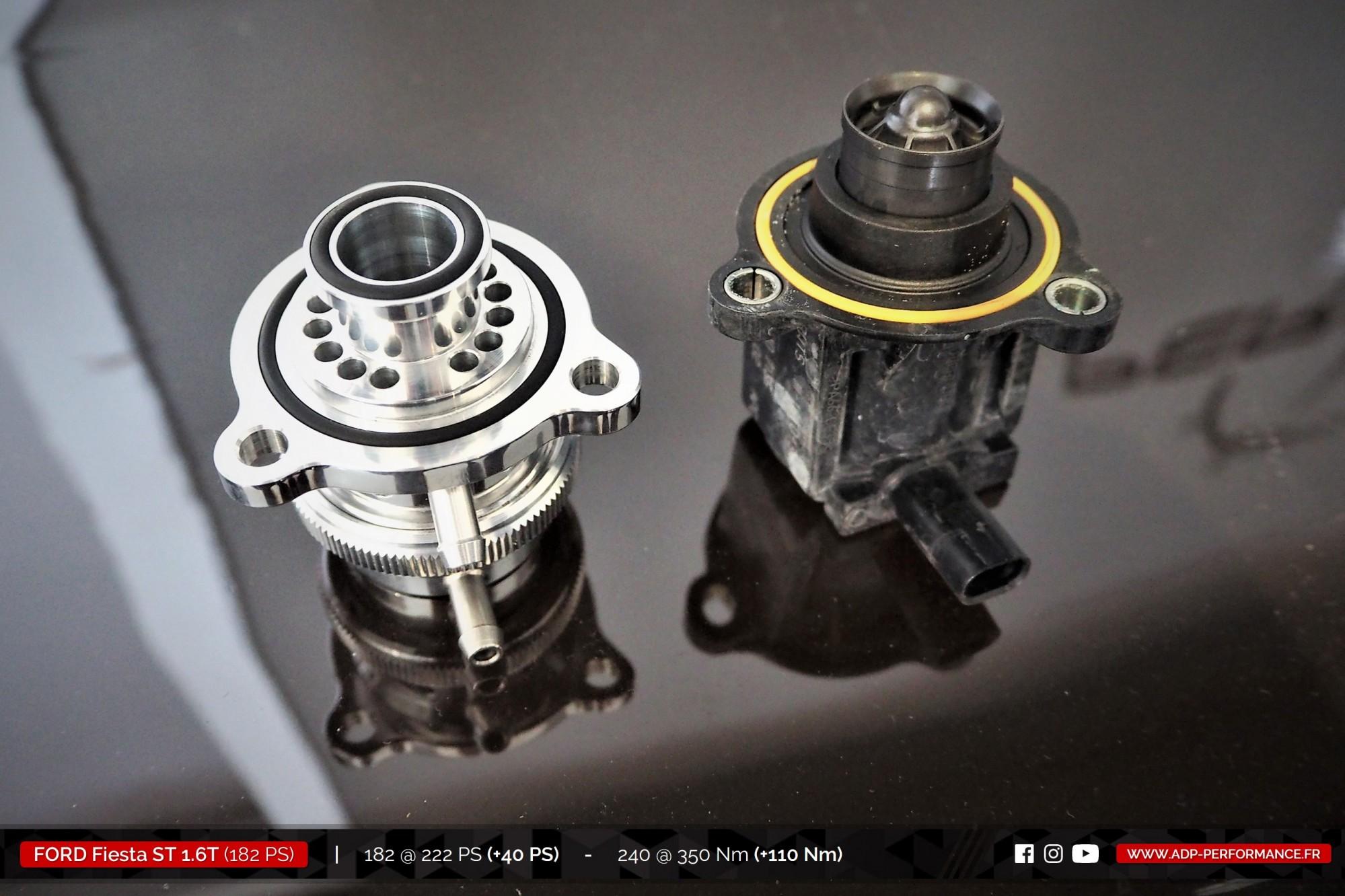 Reprogrammation moteur Avignon - Ford Fiesta ST 1.6T 182cv- ADP Performance