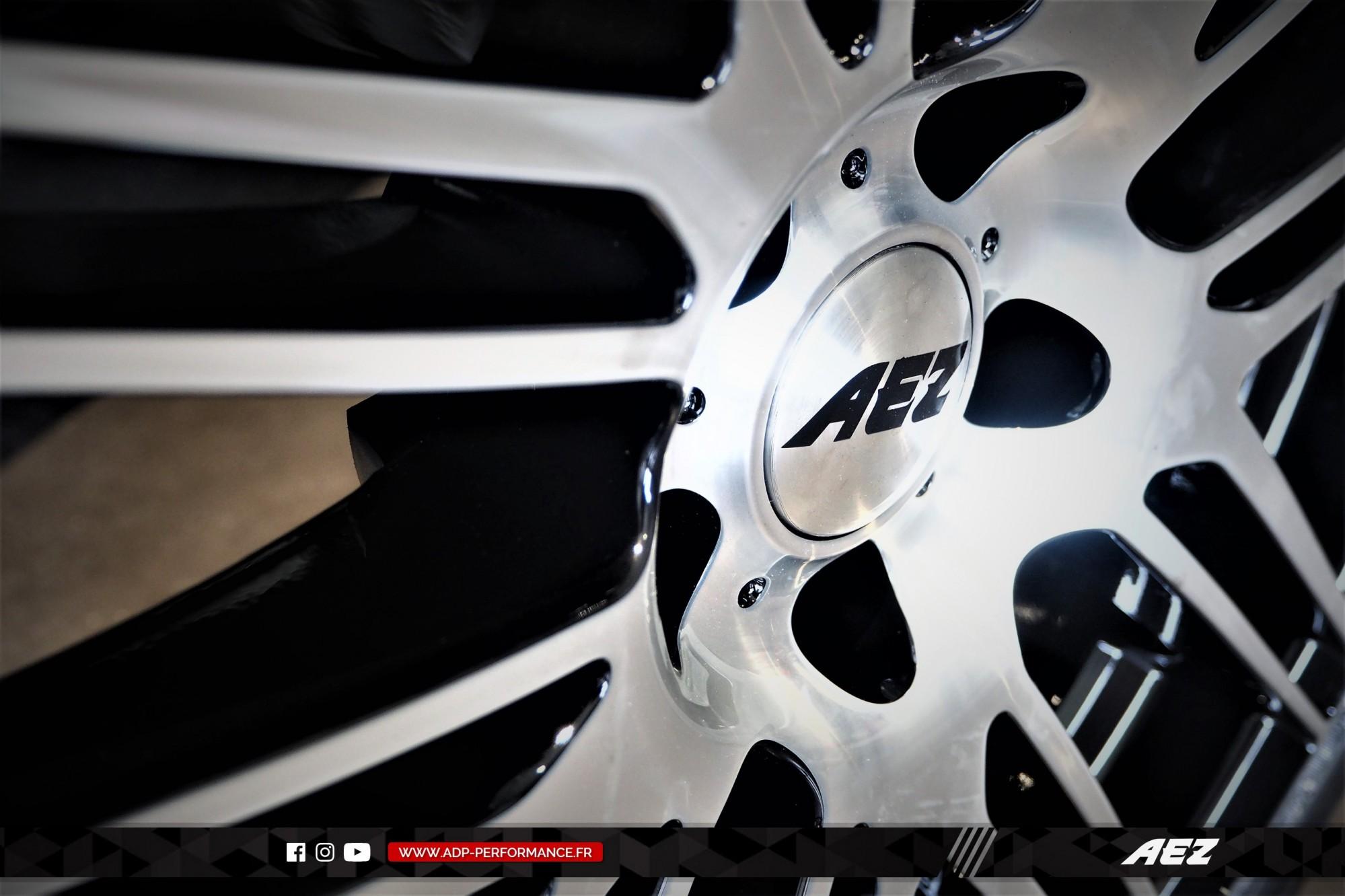 Jantes AEZ Aix en Provence - Land Rover Evoque - ADP Performance