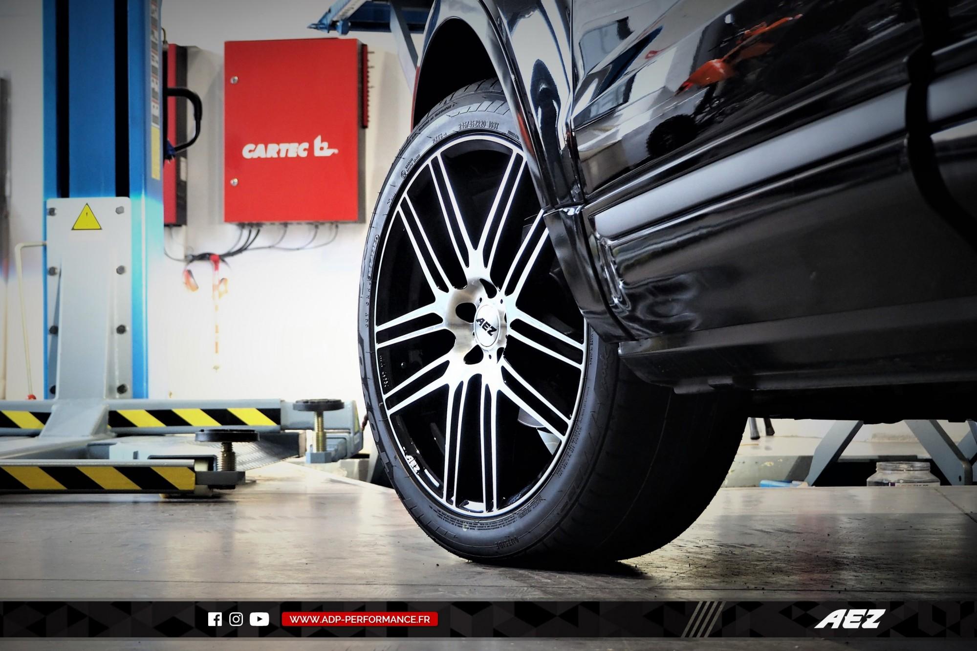Jantes AEZ Avignon - Land Rover Evoque - ADP Performance