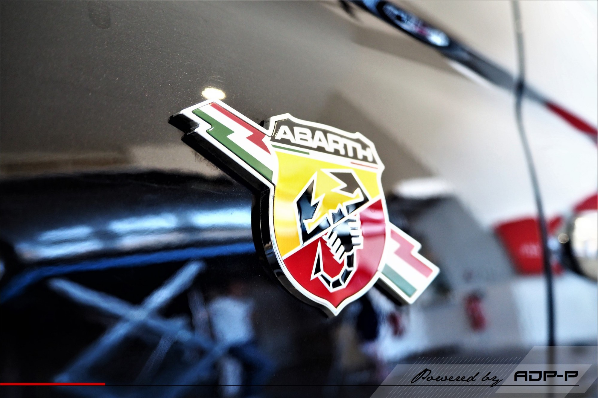 Reprogrammation moteur St Victoret - Fiat 500 Abarth 1.4 Tjet 135cv - ADP Performance