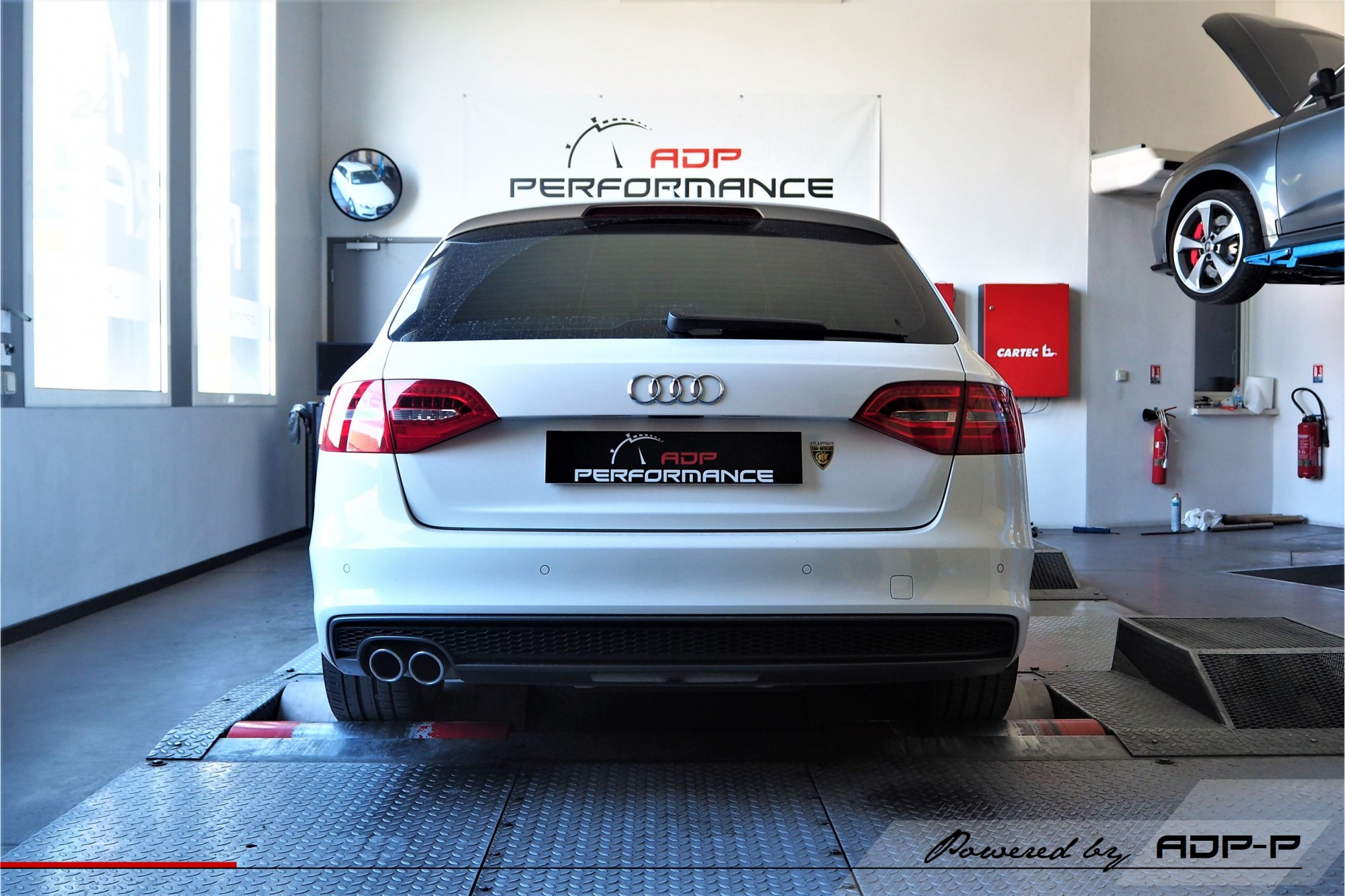 Reprogrammation moteur Saint Cannat - Audi A4 2.0 TDI 150cv - ADP Performance