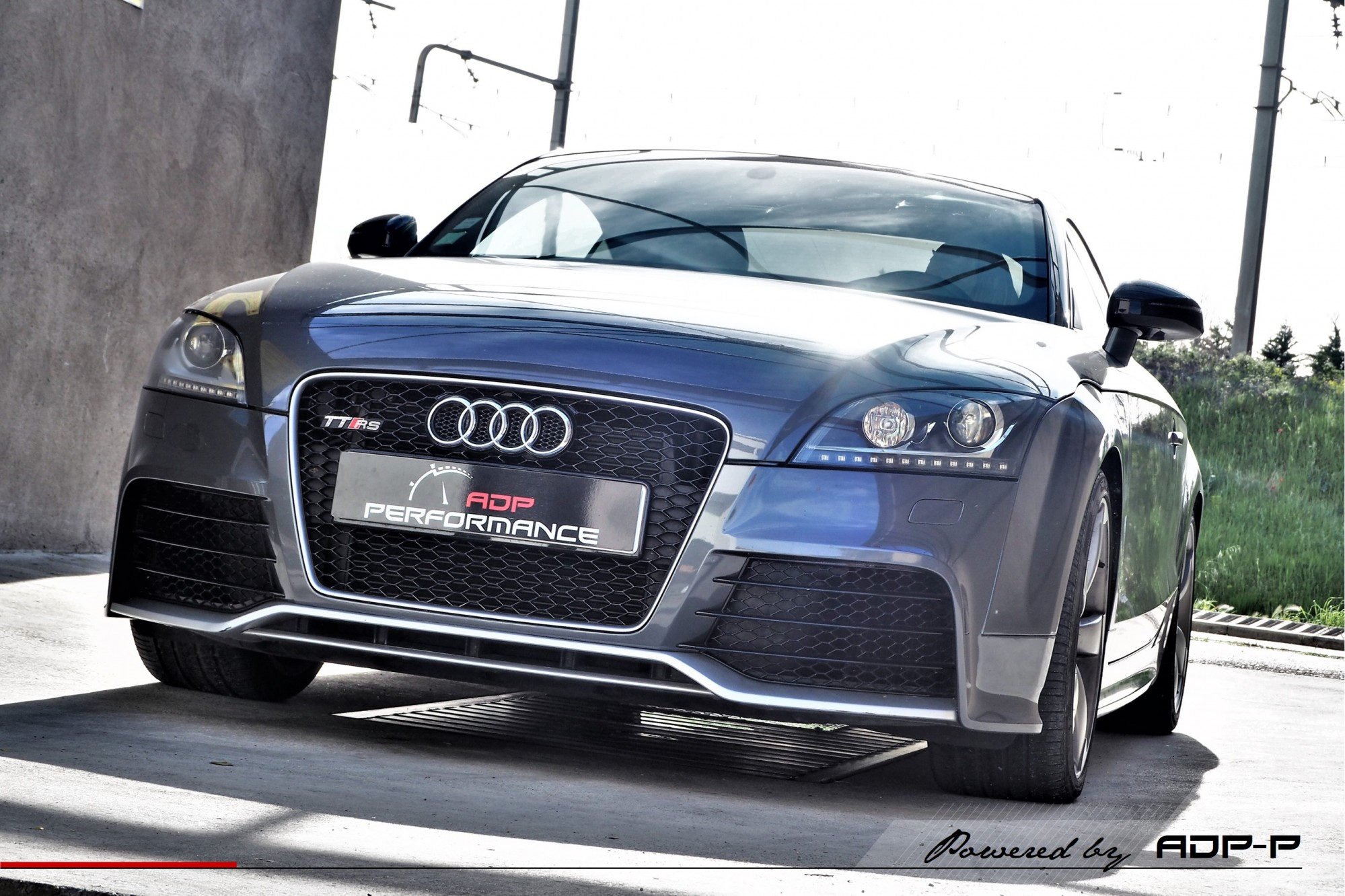 Reprogrammation moteur Stage 2 Salon de Provence - Audi TT RS (8J) 2.5 TFSI 340cv - ADP Performance