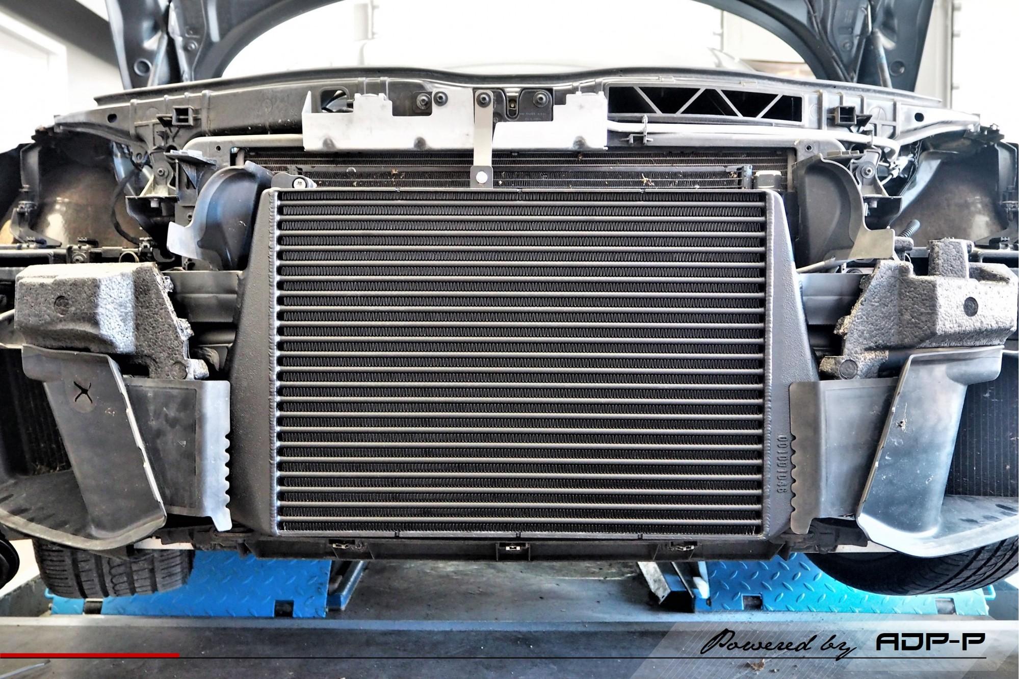 Echangeur Wagner Montpellier - Audi TT RS (8J) 2.5 TFSI 340cv - ADP Performance