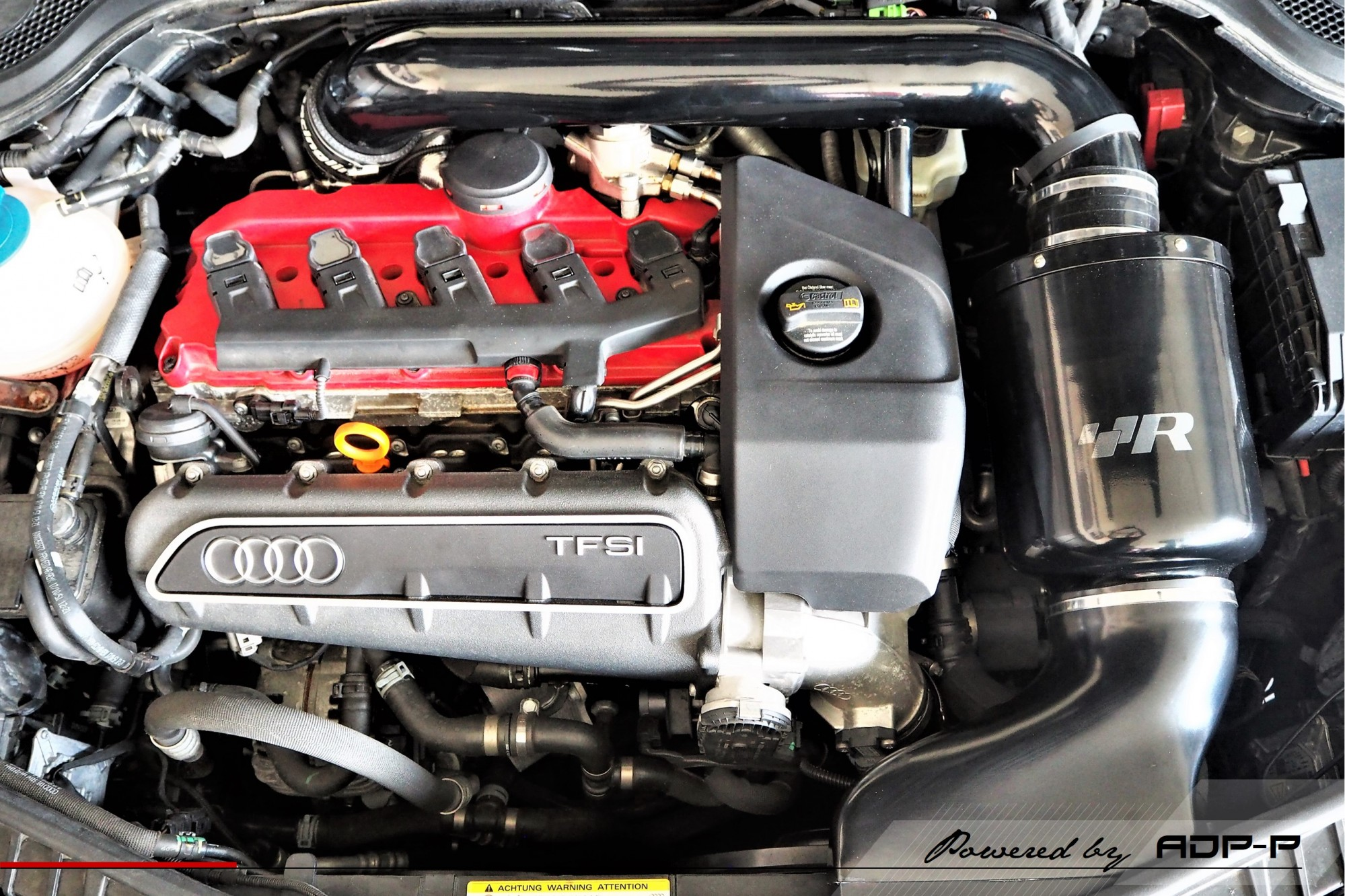 Admission VW Racing Avignon - Audi TT RS (8J) 2.5 TFSI 340cv - ADP Performance