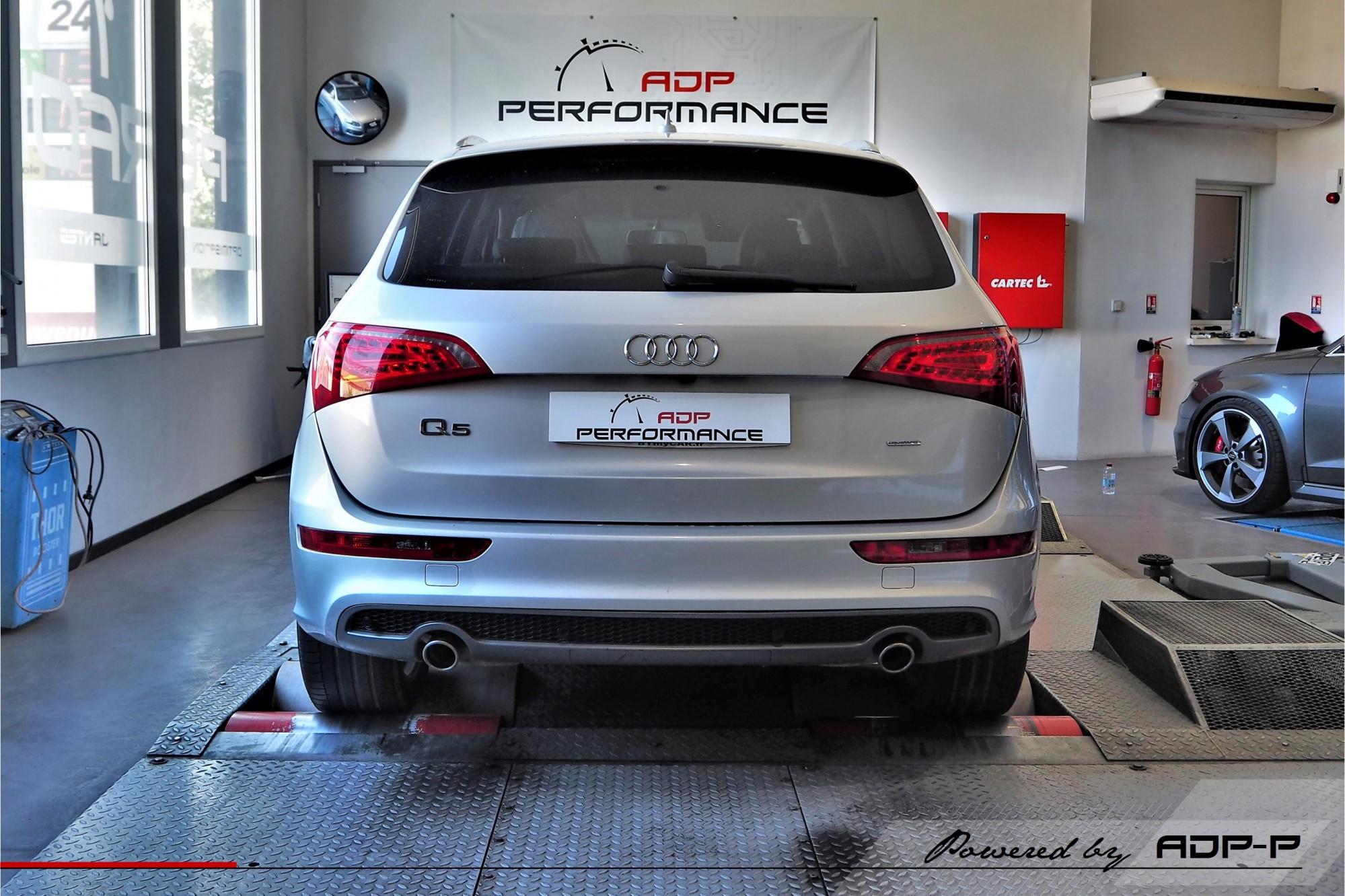 Reprogrammation moteur Lambesc, Senas - Audi Q5 3.0 V6 TDI 240cv - ADP Performance