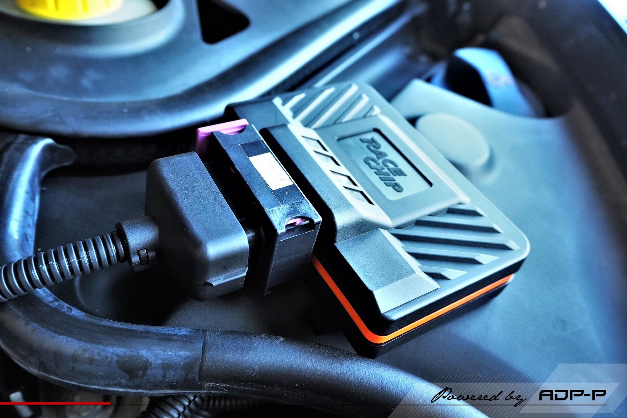 RaceChip Ultimate Marseille - Porsche Panamera Turbo - ADP Performance