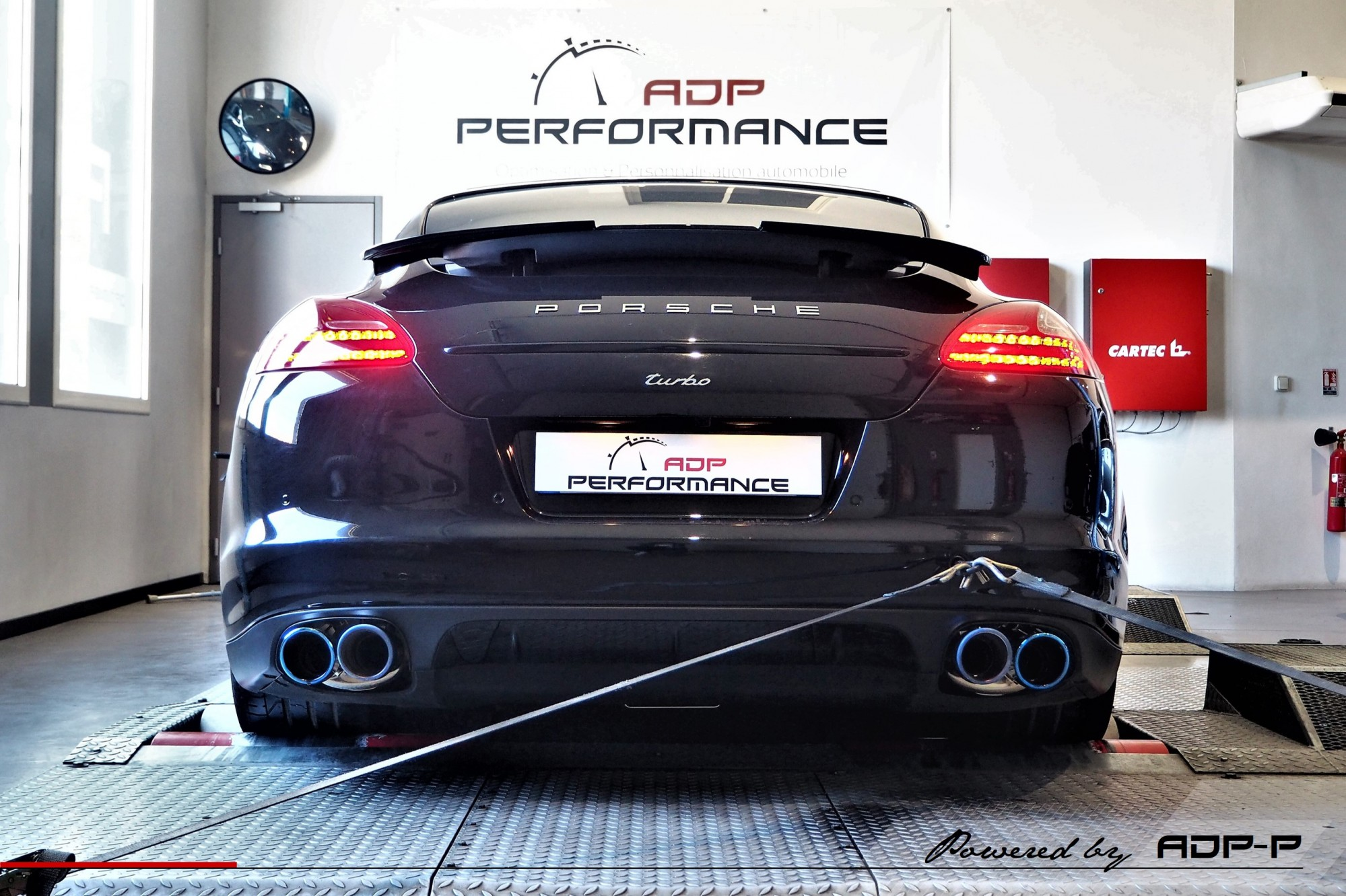RaceChip Ultimate Nimes - Porsche Panamera Turbo - ADP Performance
