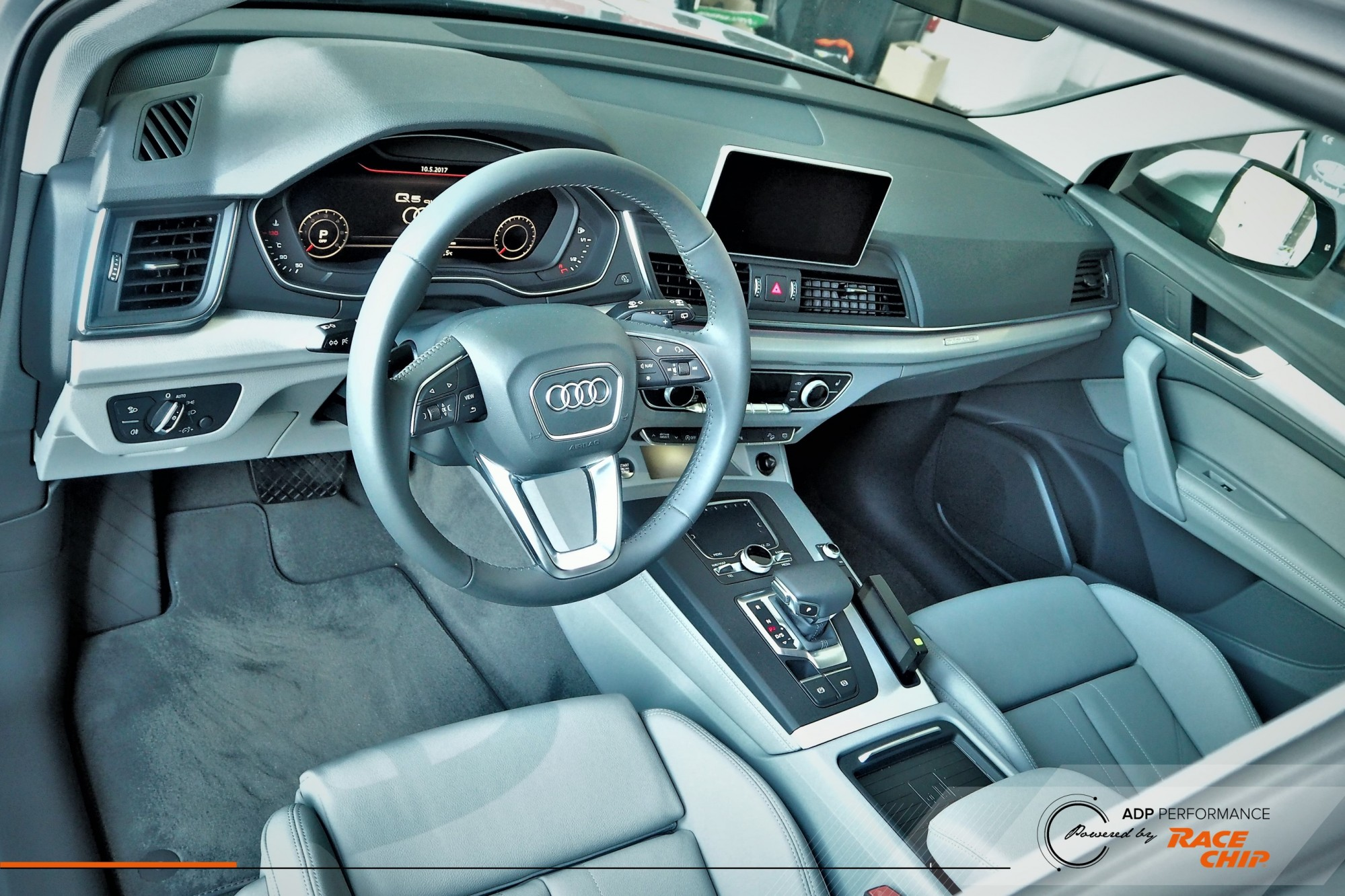 RaceChip Ultimate Connect Avignon - Audi Q5 (2017) 2.0 TDI 190cv - ADP Performance
