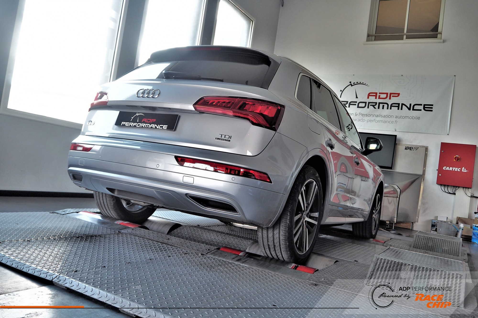 RaceChip Ultimate Connect Nimes - Audi Q5 (2017) 2.0 TDI 190cv - ADP Performance
