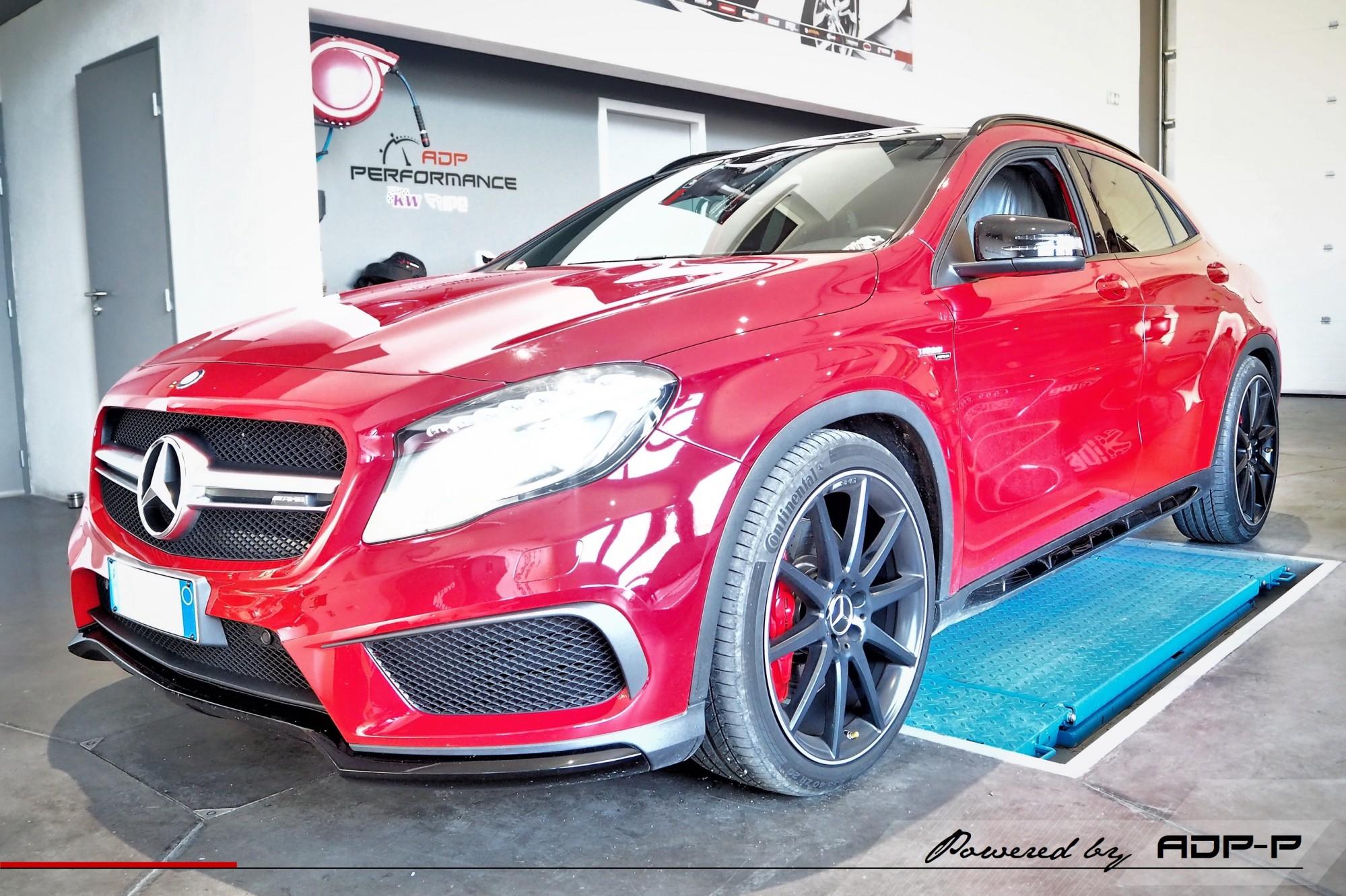 RaceChip Ultimate Aix en Provence, Marseille, Avignon - Mercedes GLA 45 AMG 360cv - ADP Performance