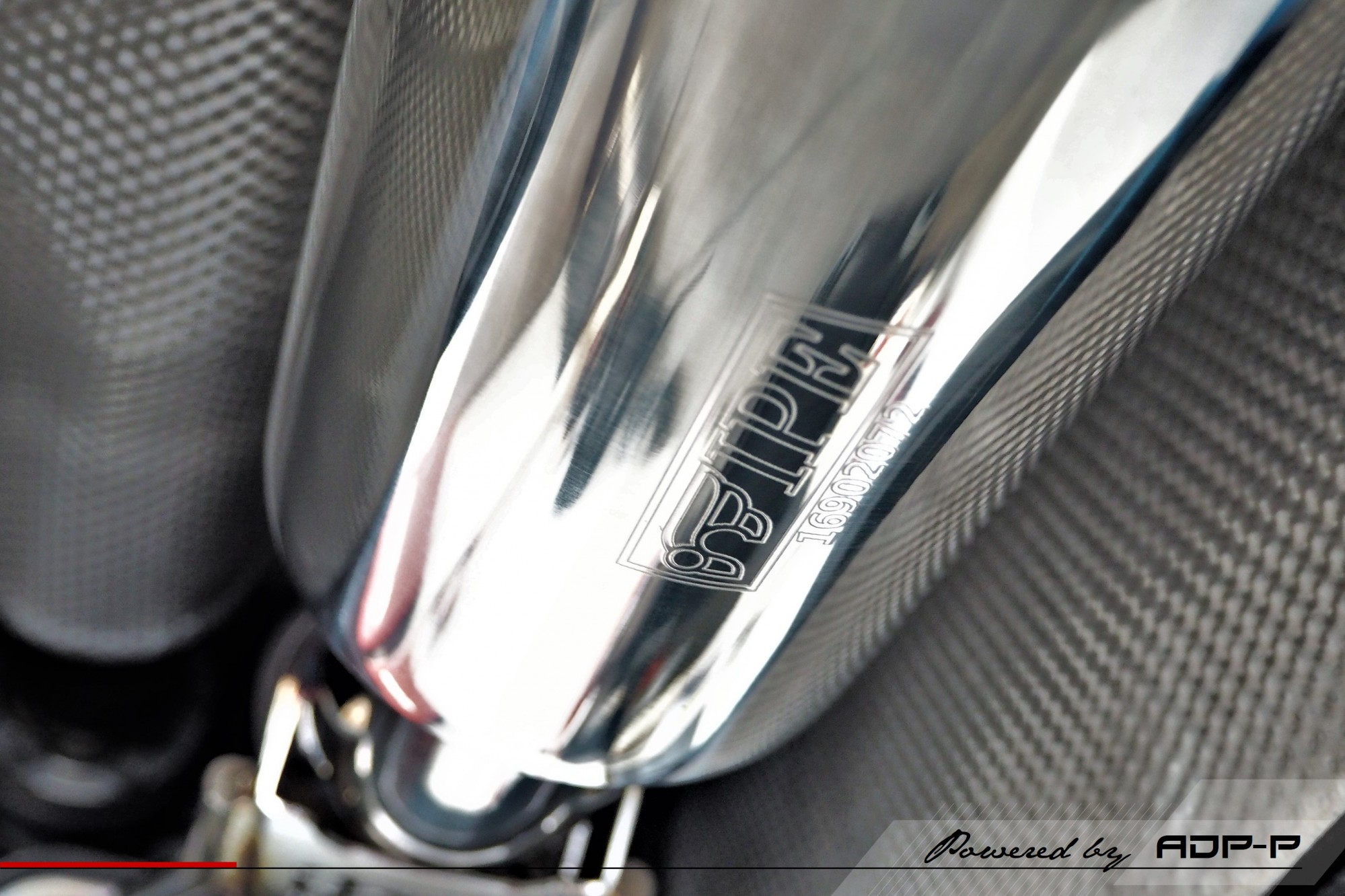 Catback iPE Innotech Arles - Mercedes GLA 45 AMG 360 PS - ADP Performance