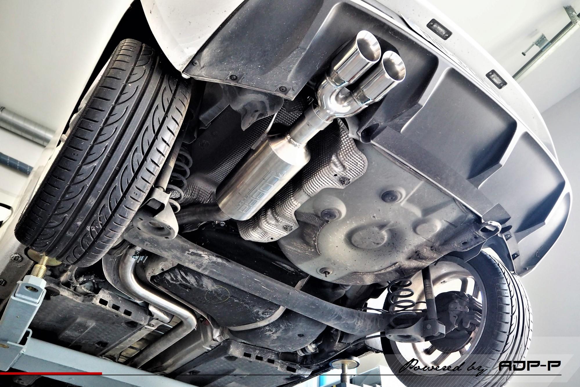 Catback Cobra Marignane - Seat Ibiza FR 1.4 TSI 150 PS - ADP Performance