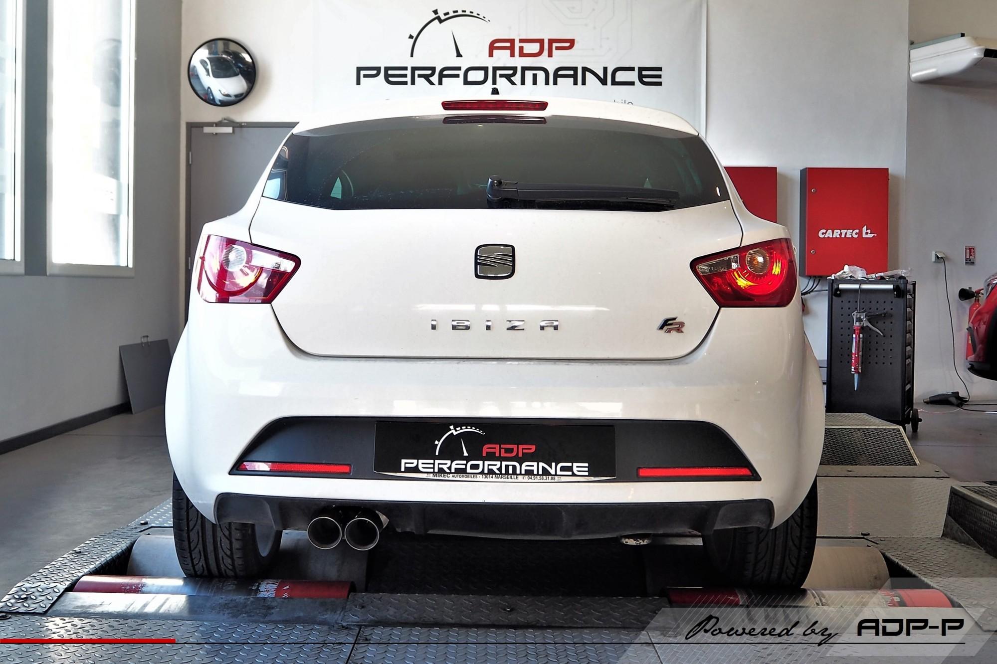 Catback Cobra Avignon - Seat Ibiza FR 1.4 TSI 150 PS - ADP Performance