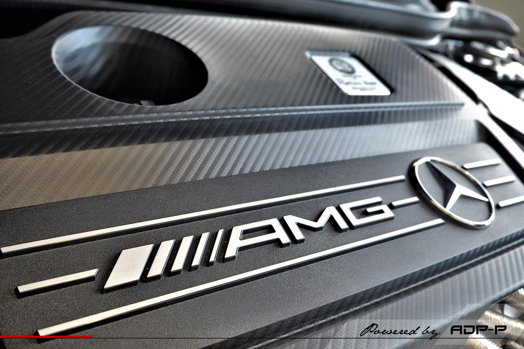 Reprogrammation moteur Aix en Provence - Mercedes A 45 AMG 381cv - ADP Performance