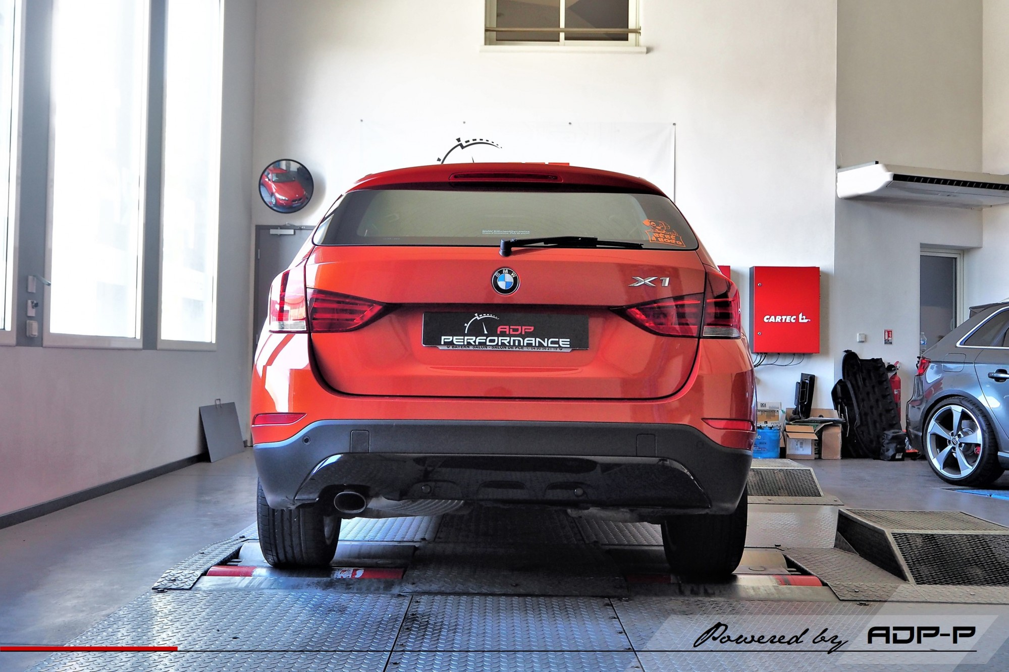 Reprogrammation moteur Cabries - BMW X1 (E84) 16d 116cv - ADP Performance