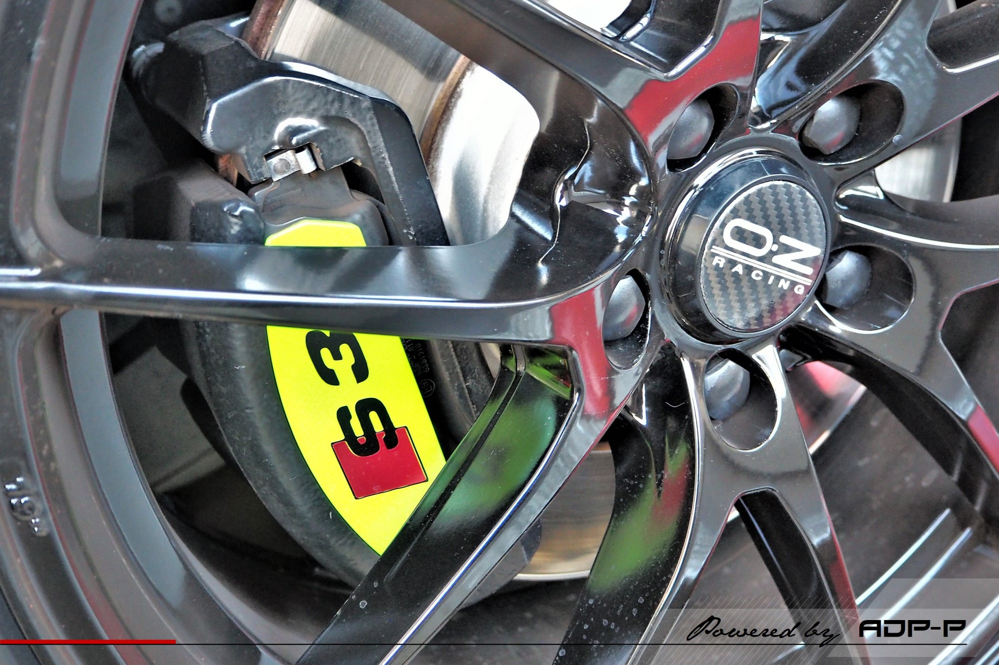 Reprogrammation moteur Stage 2 Nimes - Audi S3 8V 2.0 TFSI 300cv - ADP Performance