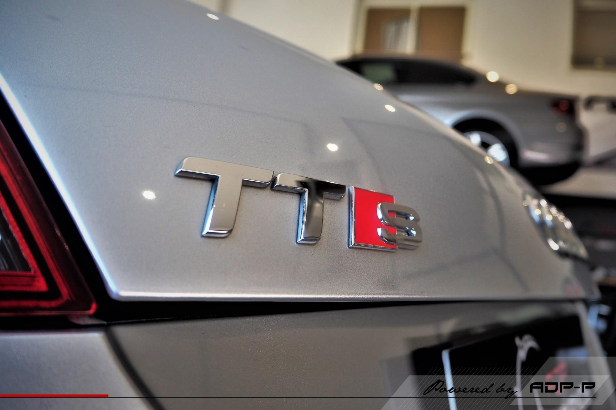 Reprogrammation moteur Avignon - Audi TT S 2.0 TFSI 272cv - ADP Performance