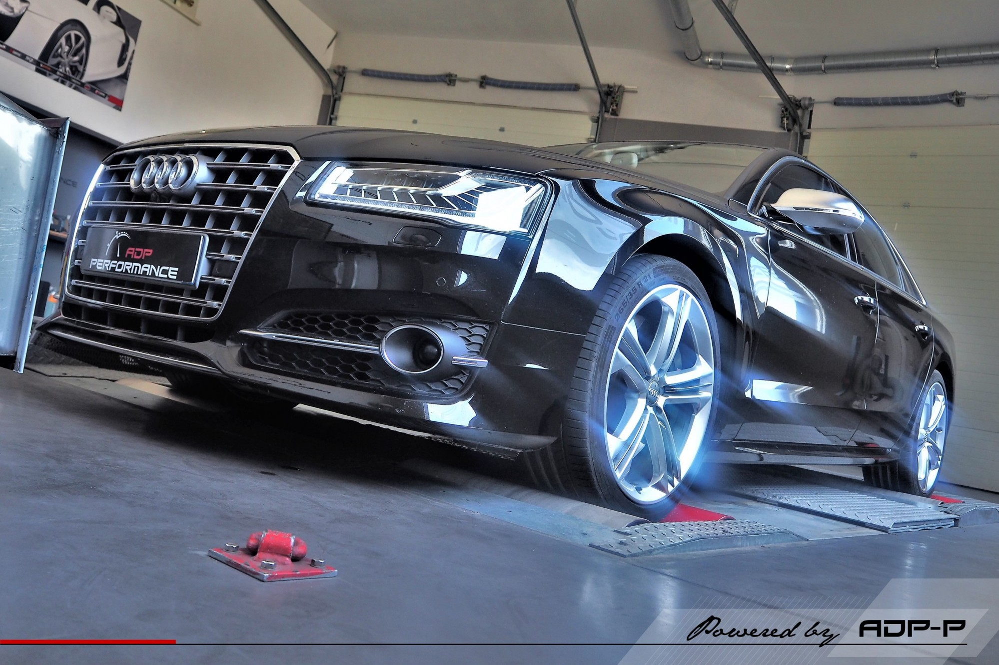 Reprogrammation moteur Salon de Provence - Audi S8 4.0 TFSI 520cv - ADP Performance
