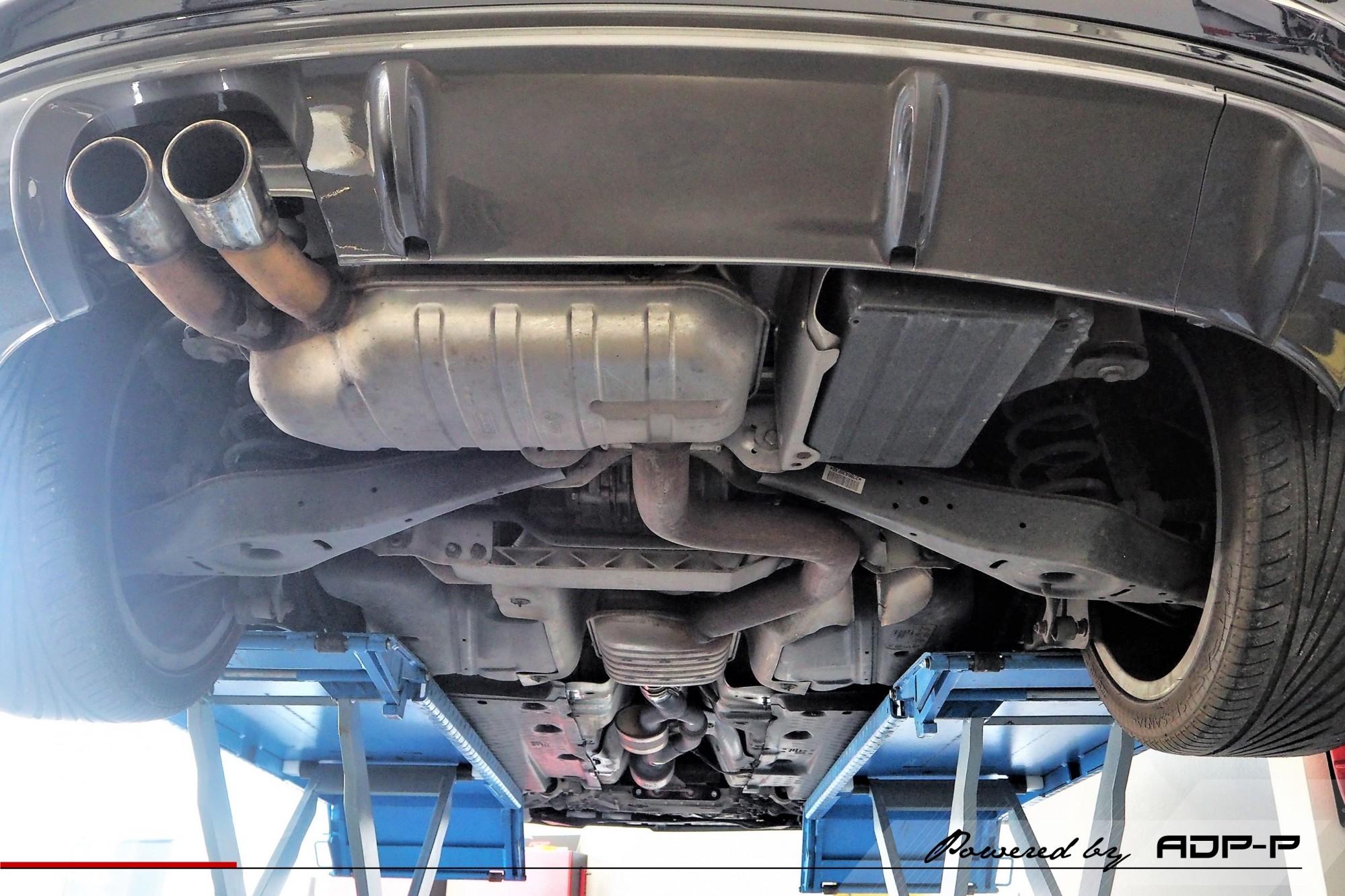 Echappement Cobra Avignon - Audi A3 8P ADP Performance