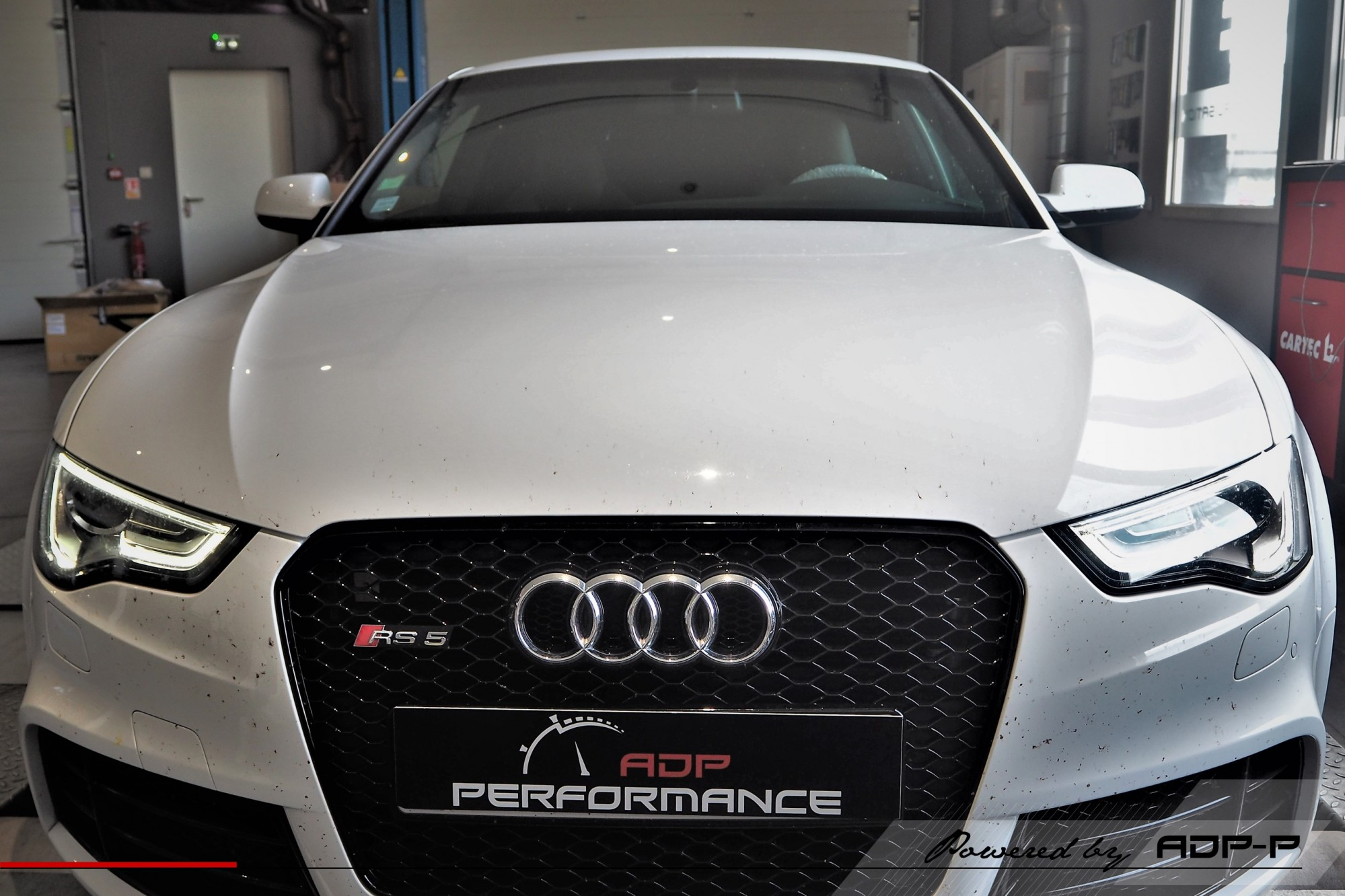 Catback Armytrix Salon de Provence - Audi RS5 - ADP Performance