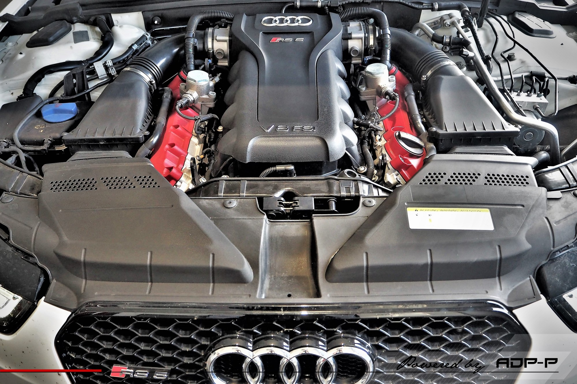 Catback Armytrix Avignon - Audi RS5 - ADP Performance