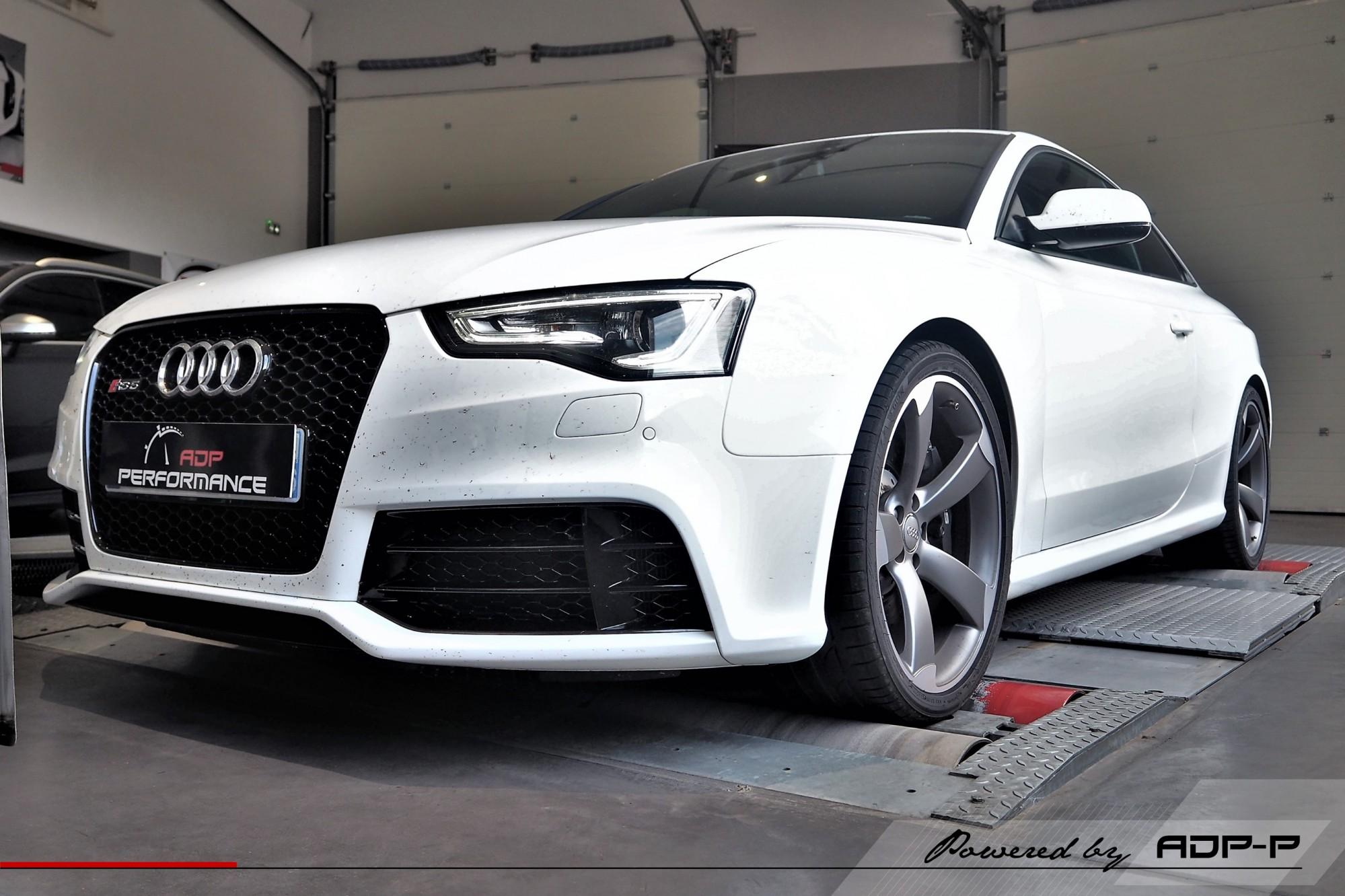 Catback Armytrix Monaco - Audi RS5 - ADP Performance