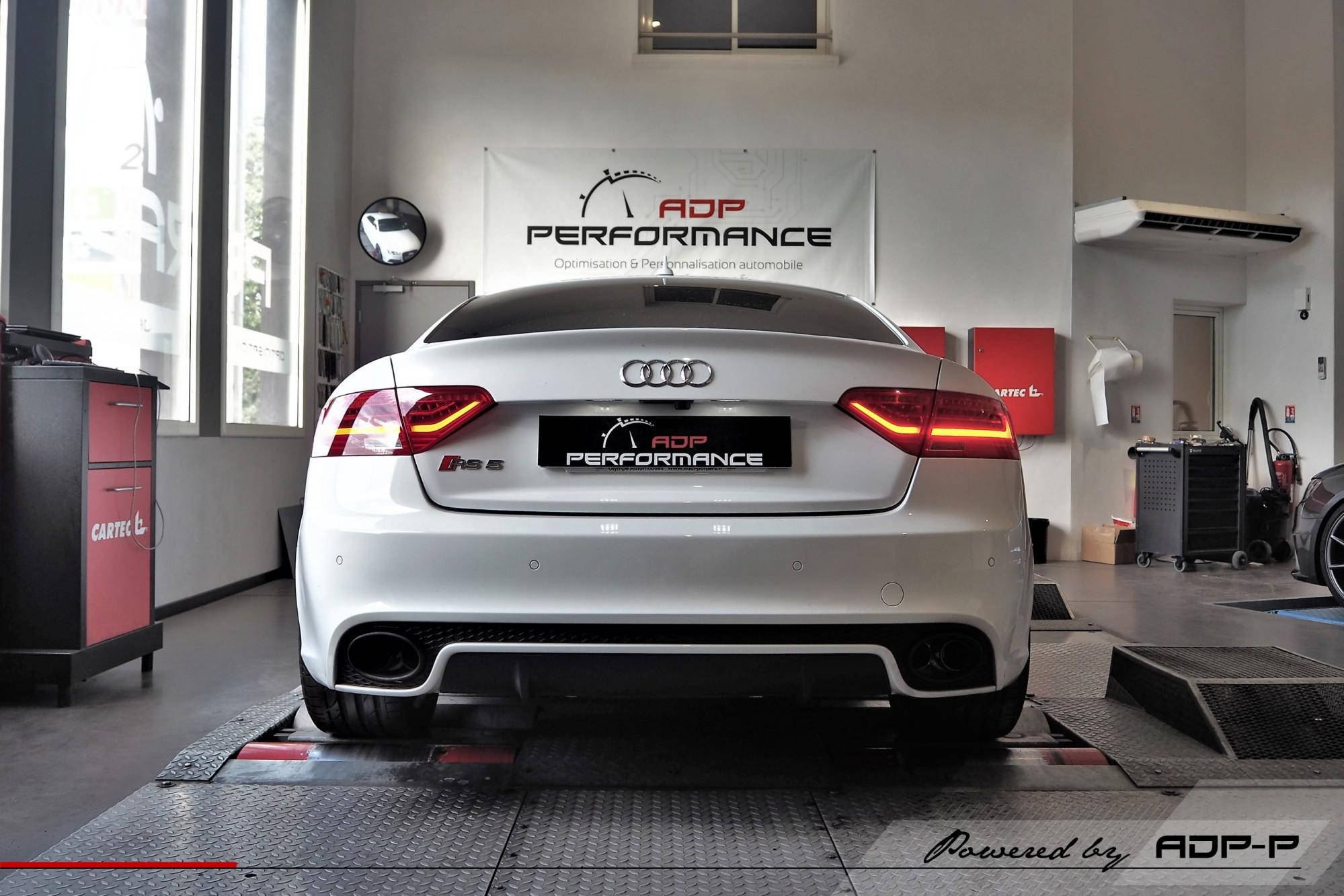 Catback Armytrix La Ciotat - Audi RS5 - ADP Performance