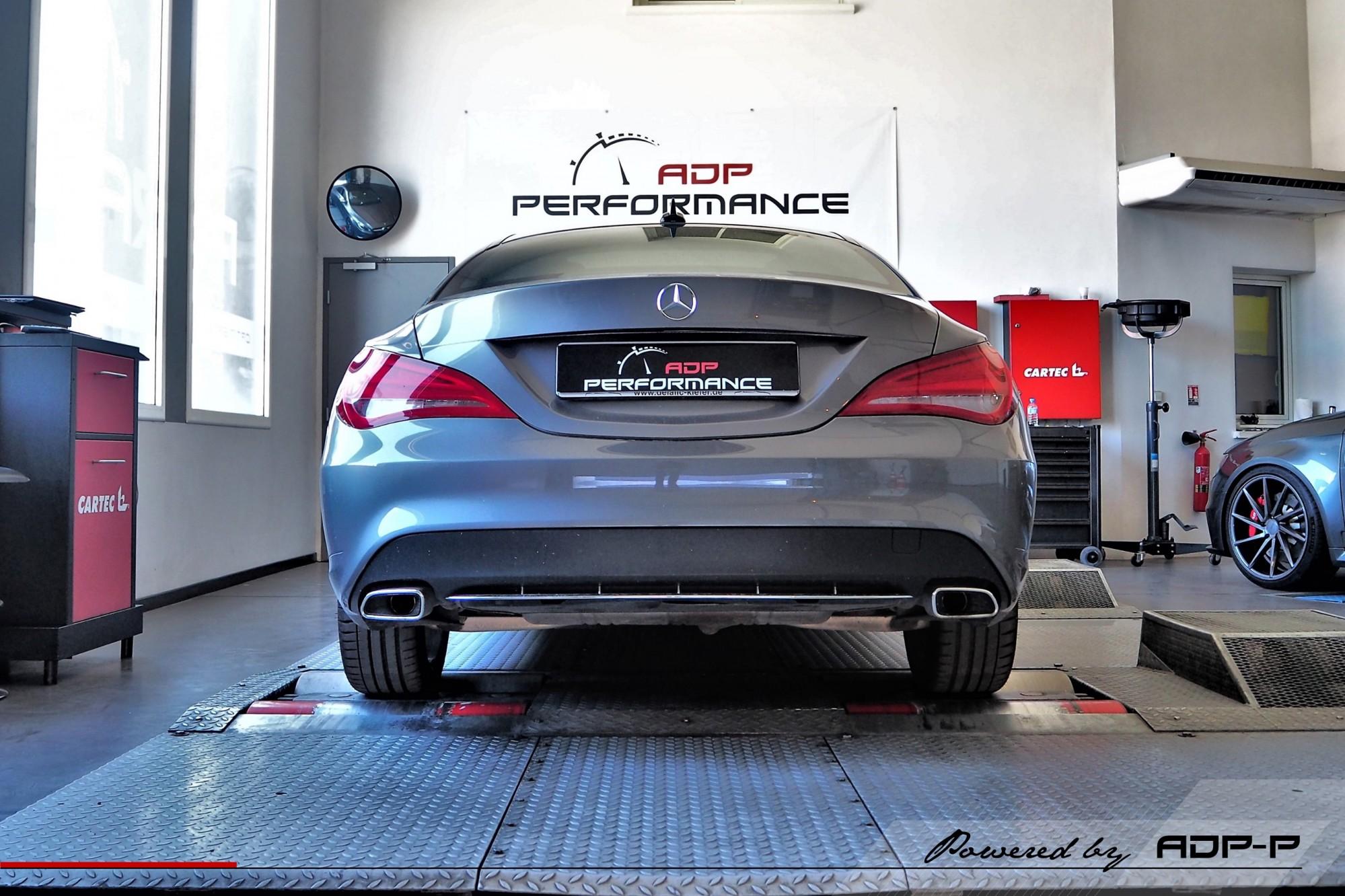 Reprogrammation moteur Marignane - Mercedes CLA 220 CDI 177cv - ADP Performance
