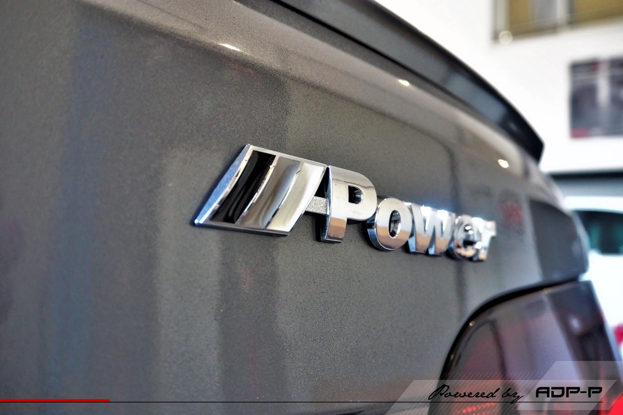 Reprogrammation moteur Stage 3 Marseille - BMW 335i N54 306cv - ADP Performance